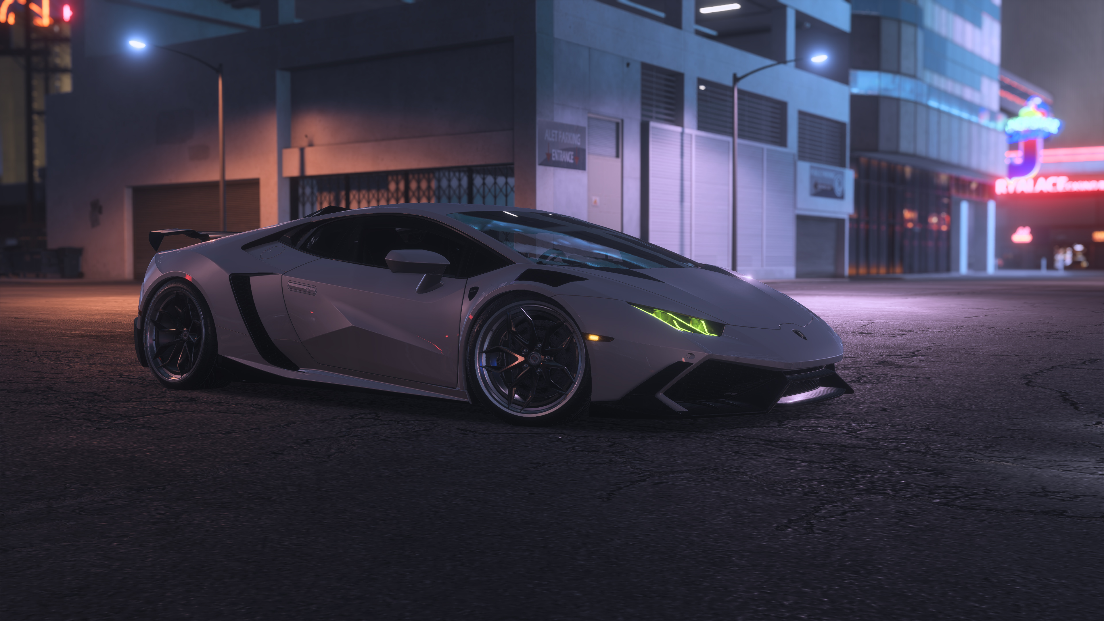 Need For Speed Payback Wallpaper: Need For Speed Payback Lamborghini Hurcacan 4k, HD Games
