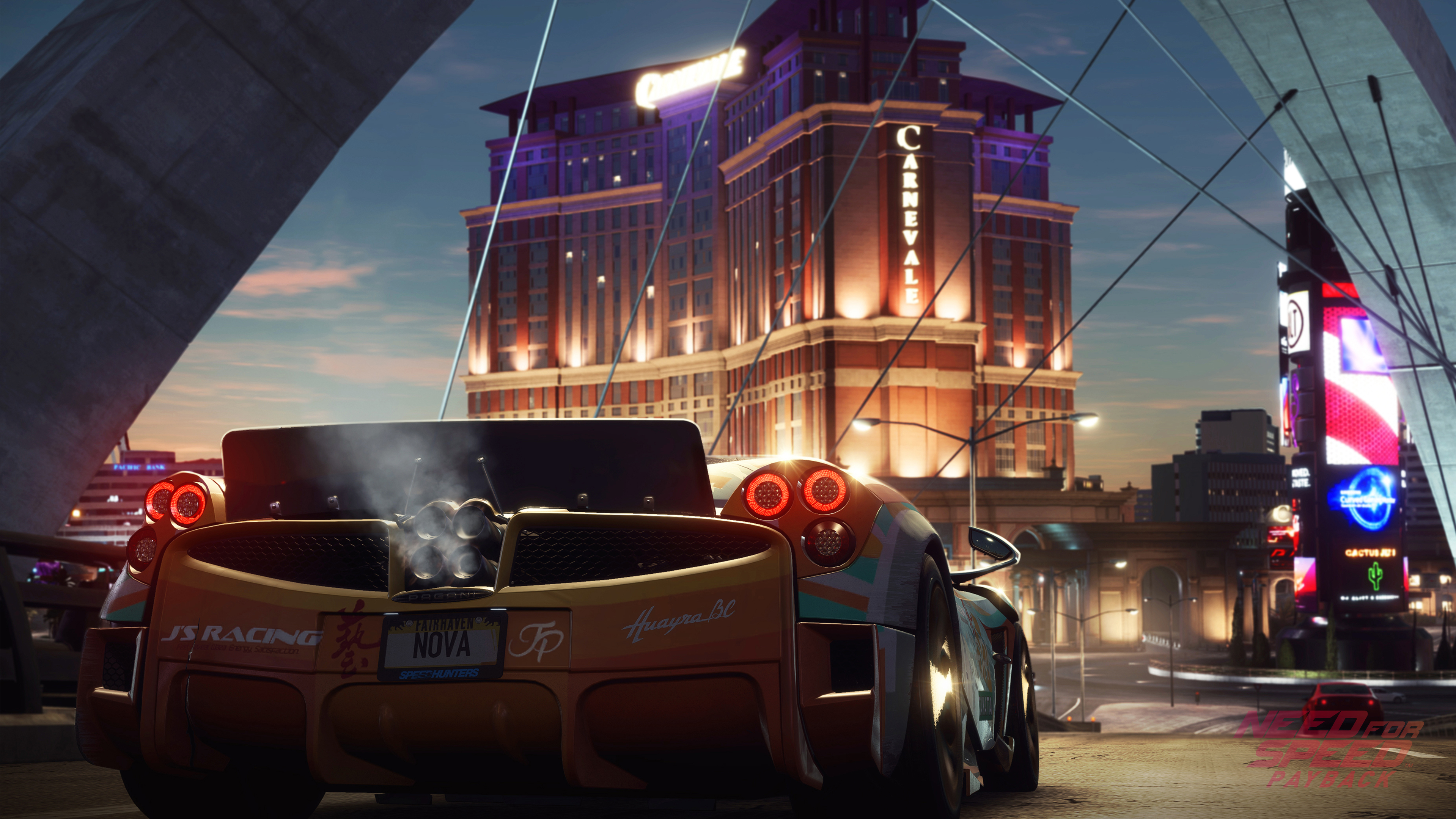 Need For Speed Payback Pc 2017 4k Hd Games 4k Wallpapers