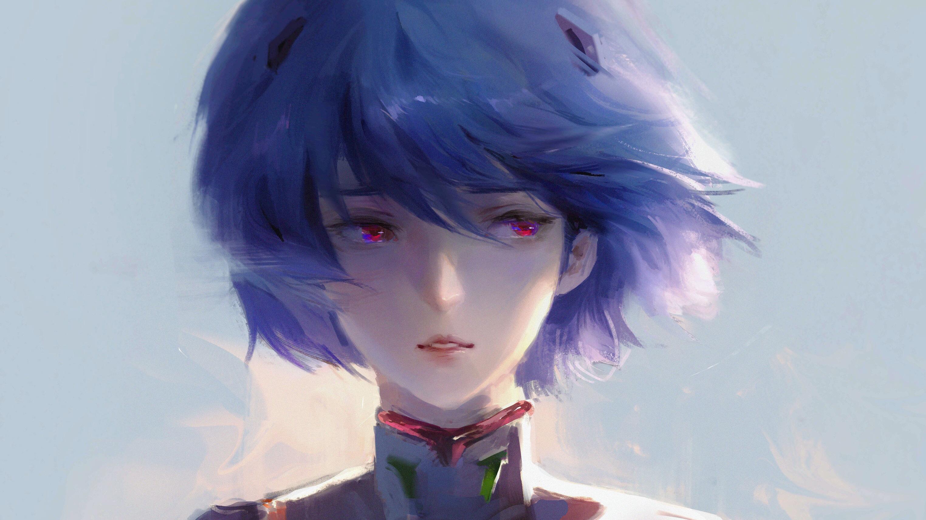 Neon Genesis Evangelion Dcchris Artwork, HD Anime, 4k ...