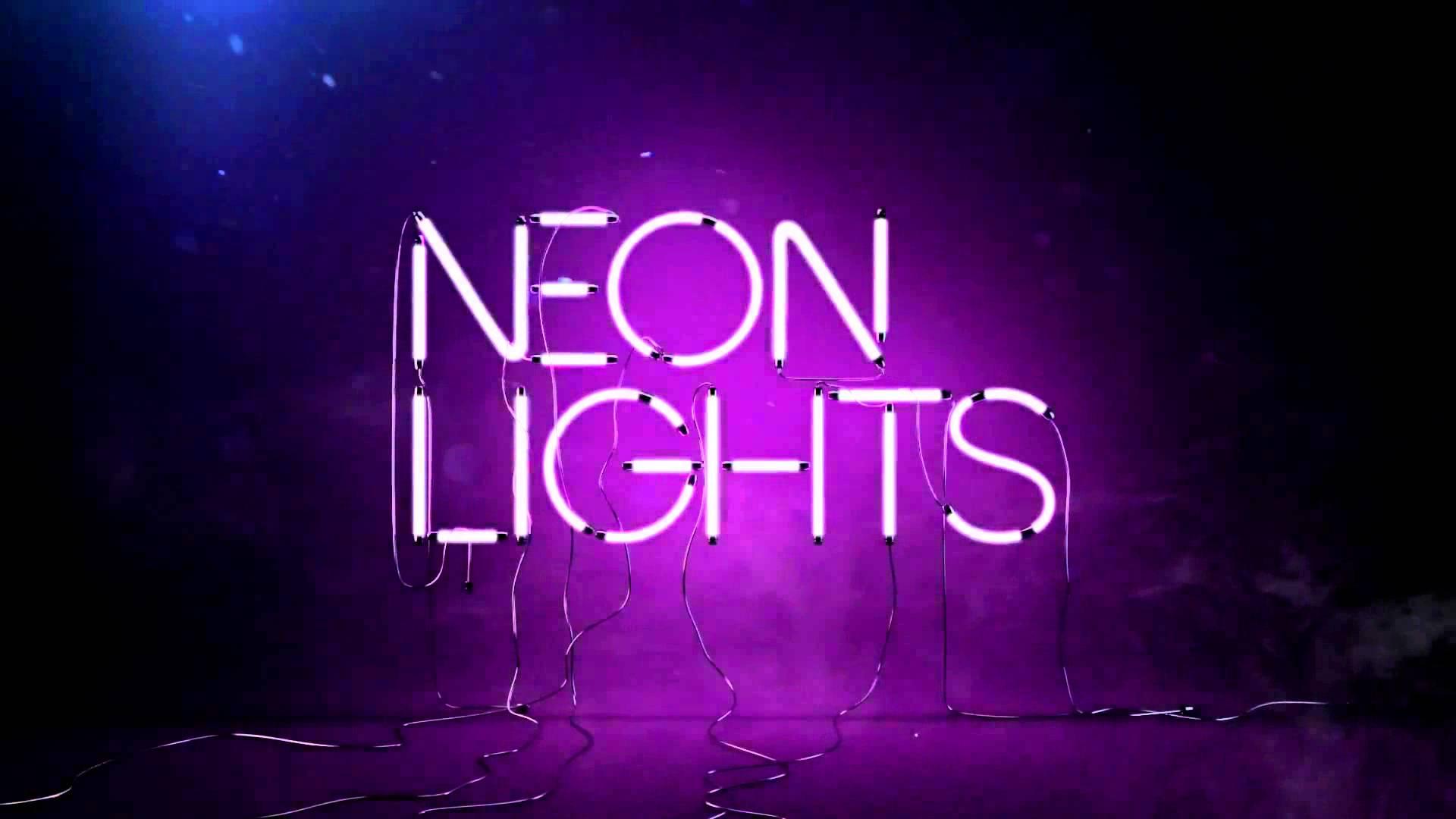 neon lights wallpaper - photo #42