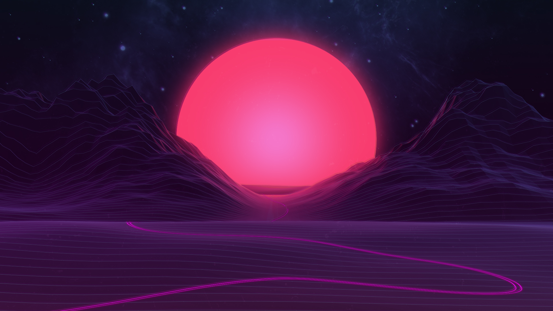 Aesthetic Sunset Laptop Wallpaper Nosirix