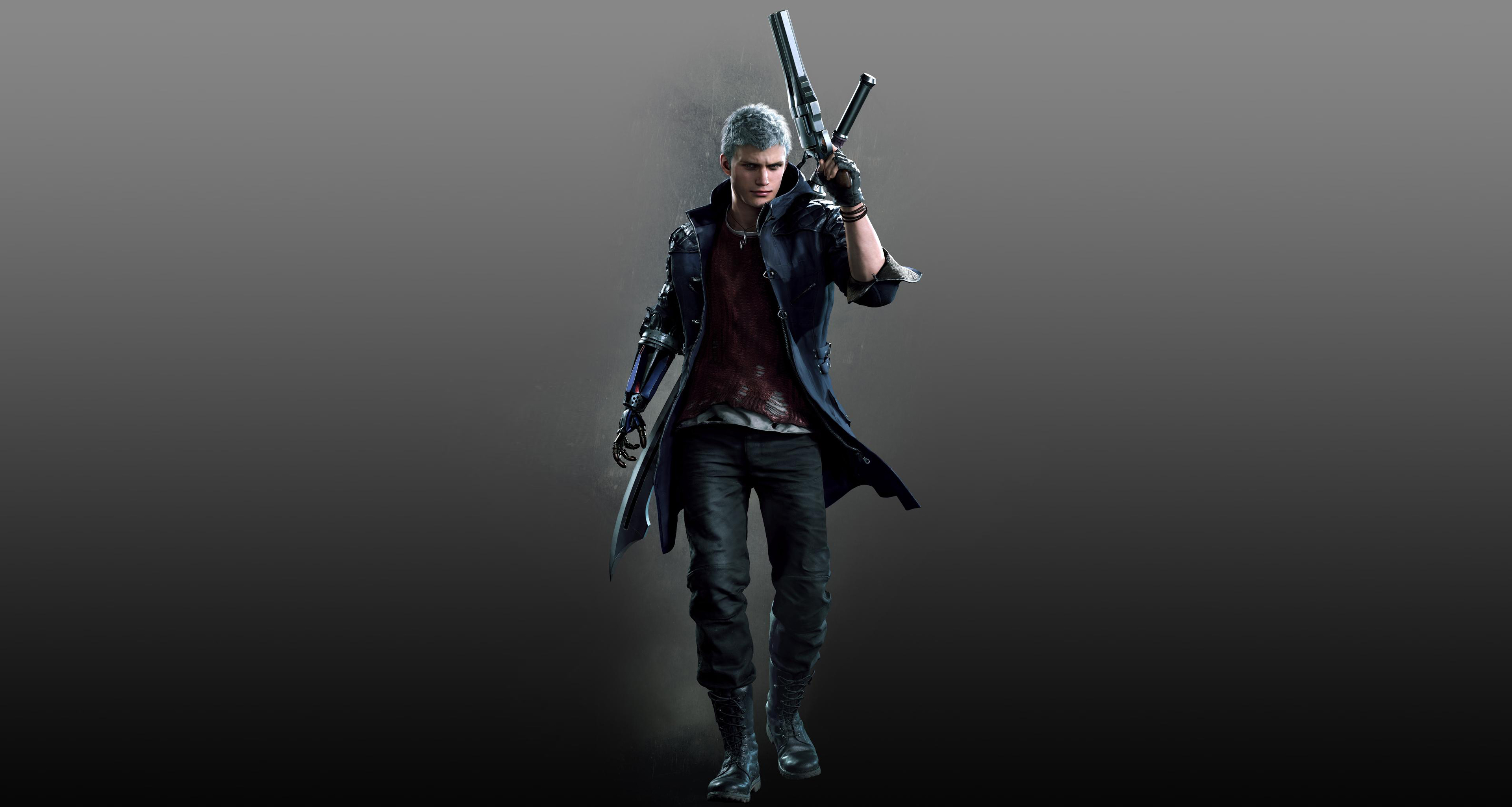 Nero Devil May Cry 5 2019 Hd Games 4k Wallpapers Images