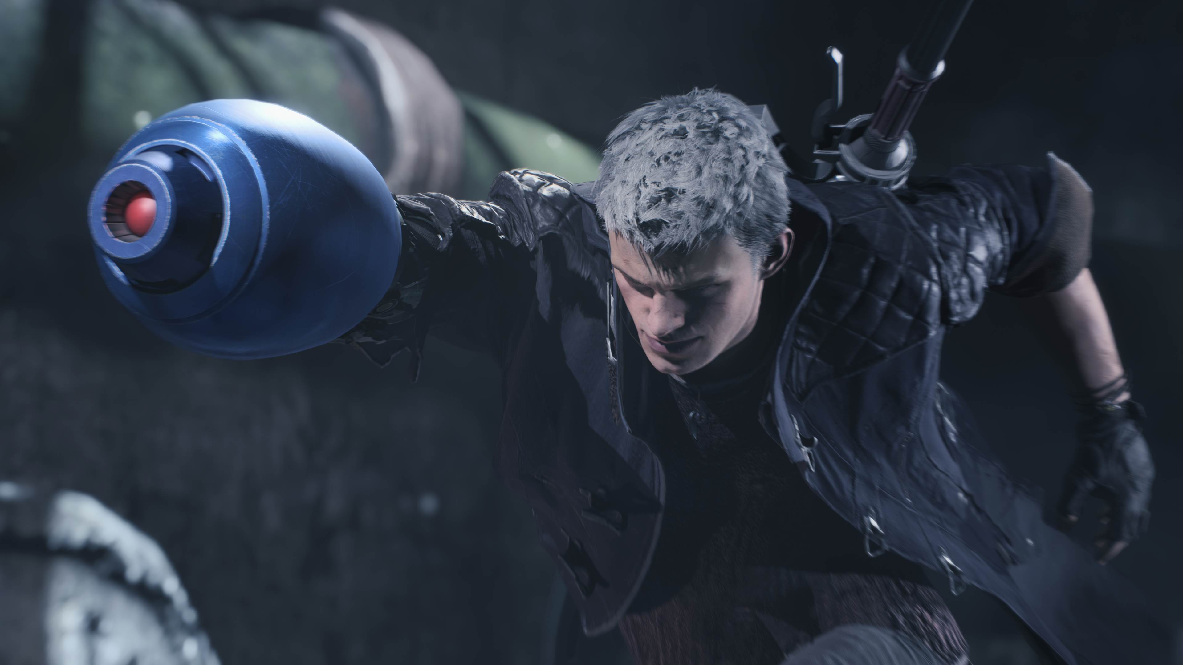 Nero Devil May Cry 5 2019 4k Hd Games 4k Wallpapers