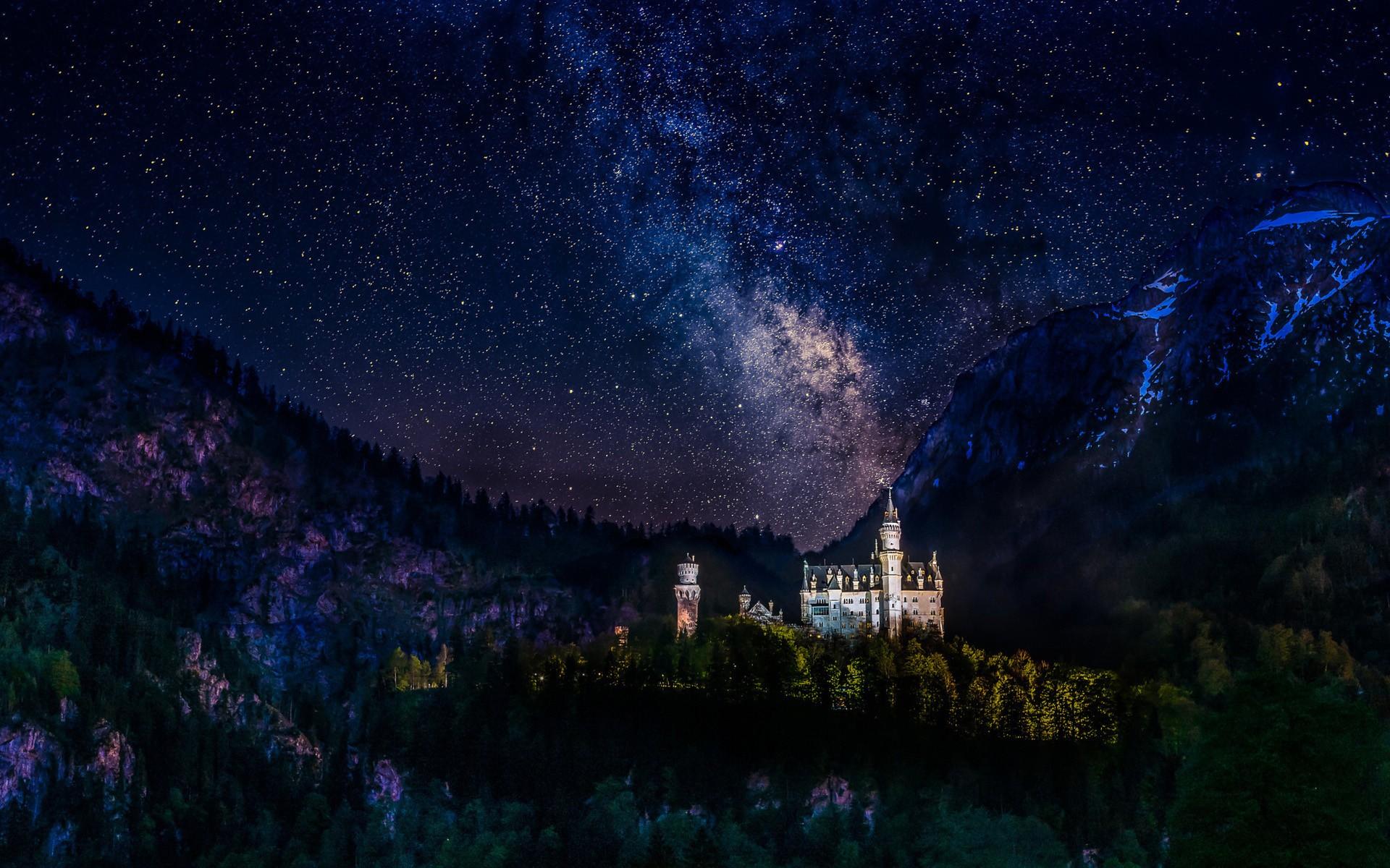 neuschwanstein castle hd world 4k wallpapers images
