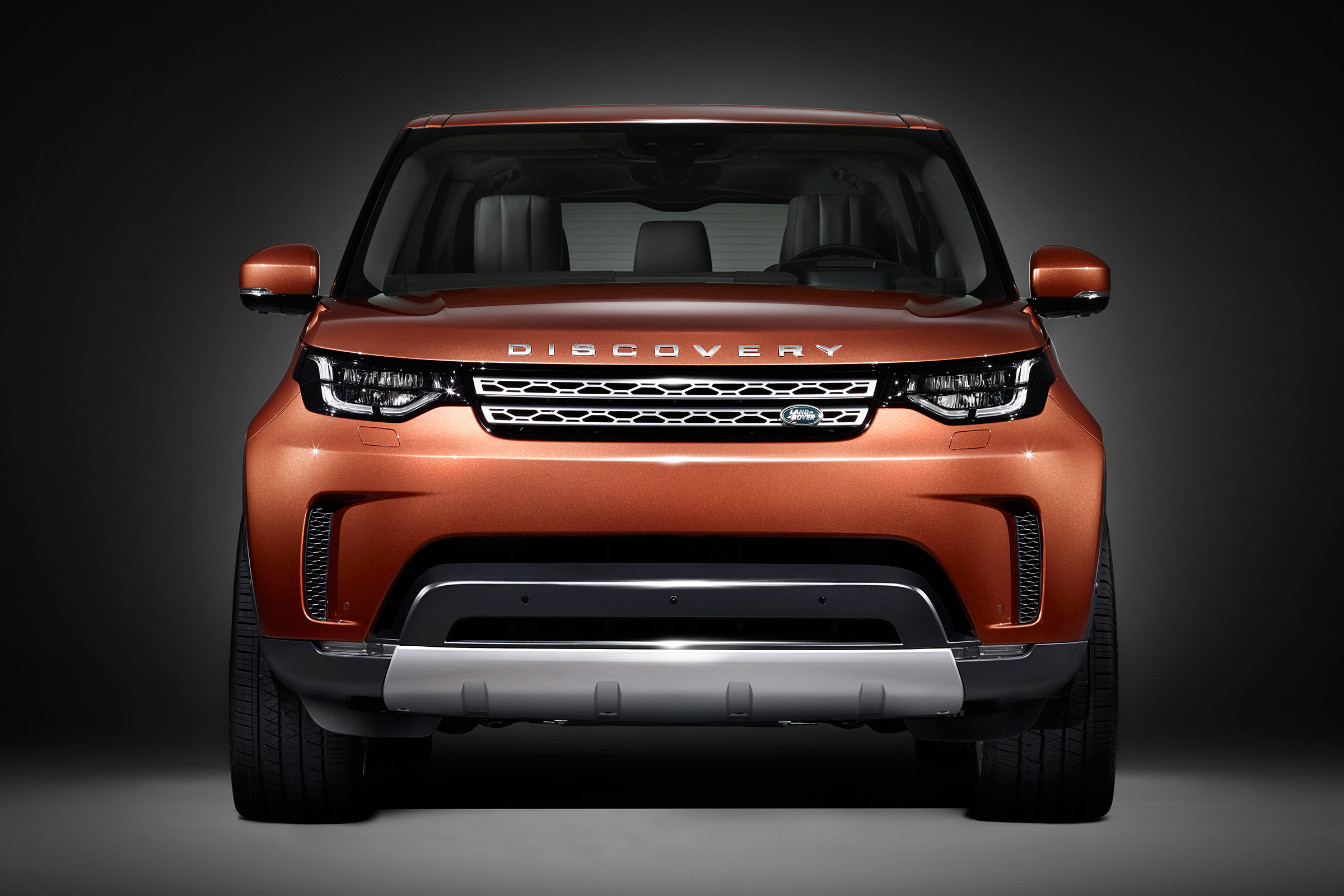 New Land Rover Discovery 2017