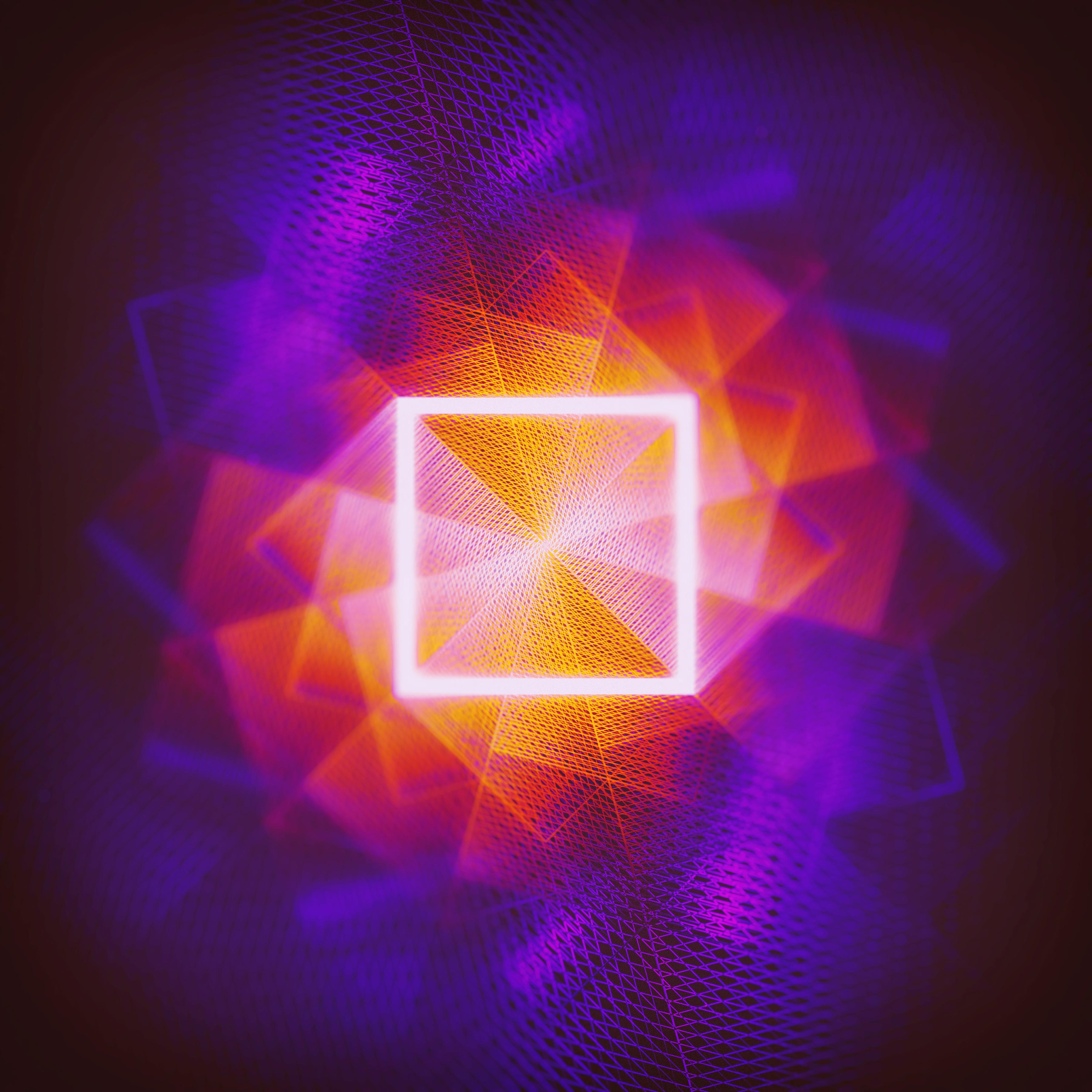 2048x1152 New Lights Abstract 4k 2048x1152 Resolution HD
