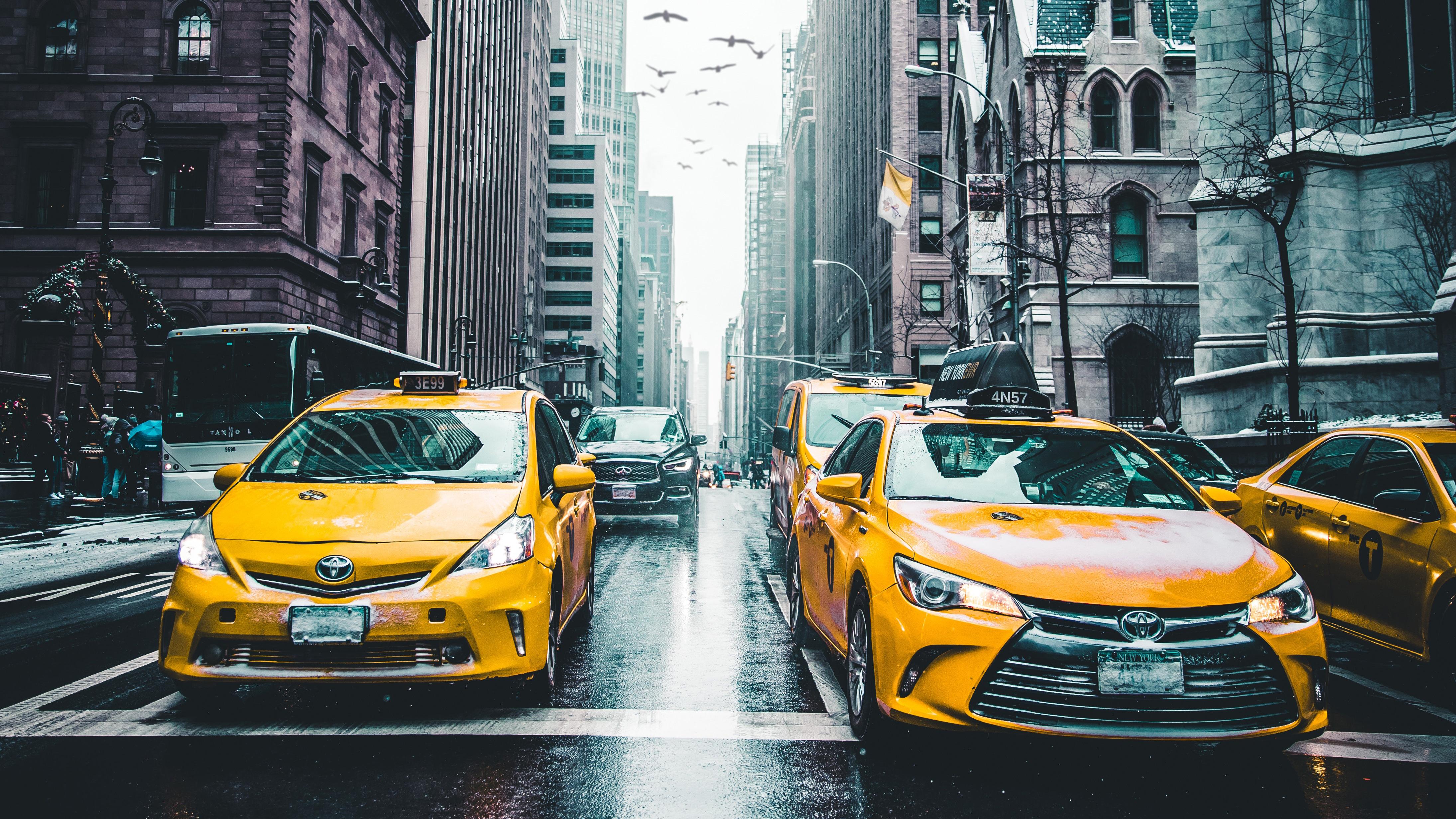 New York City Buildings Hd
