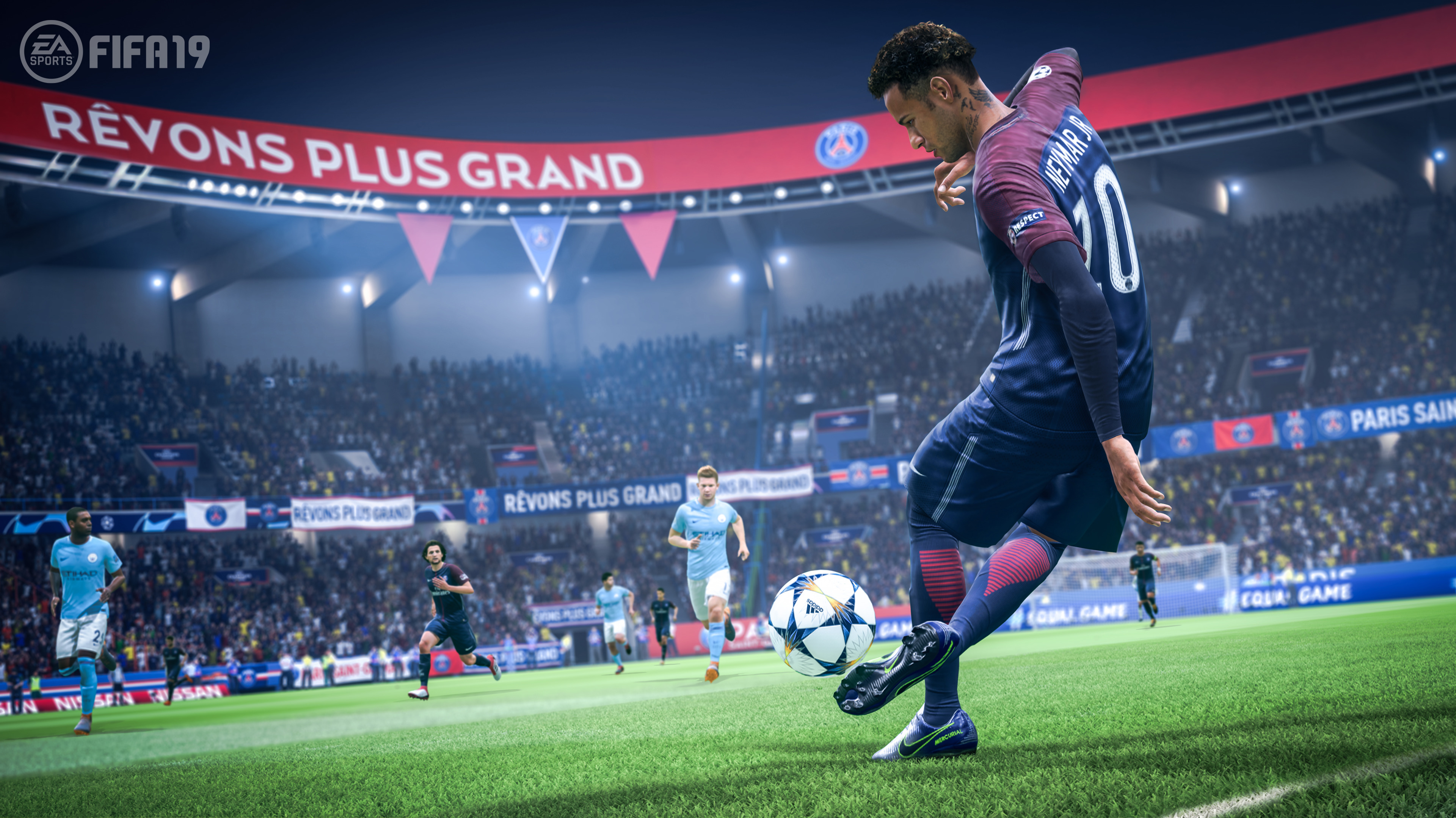 Neymar Fifa 19 HD Games 4k Wallpapers Images Backgrounds Photos