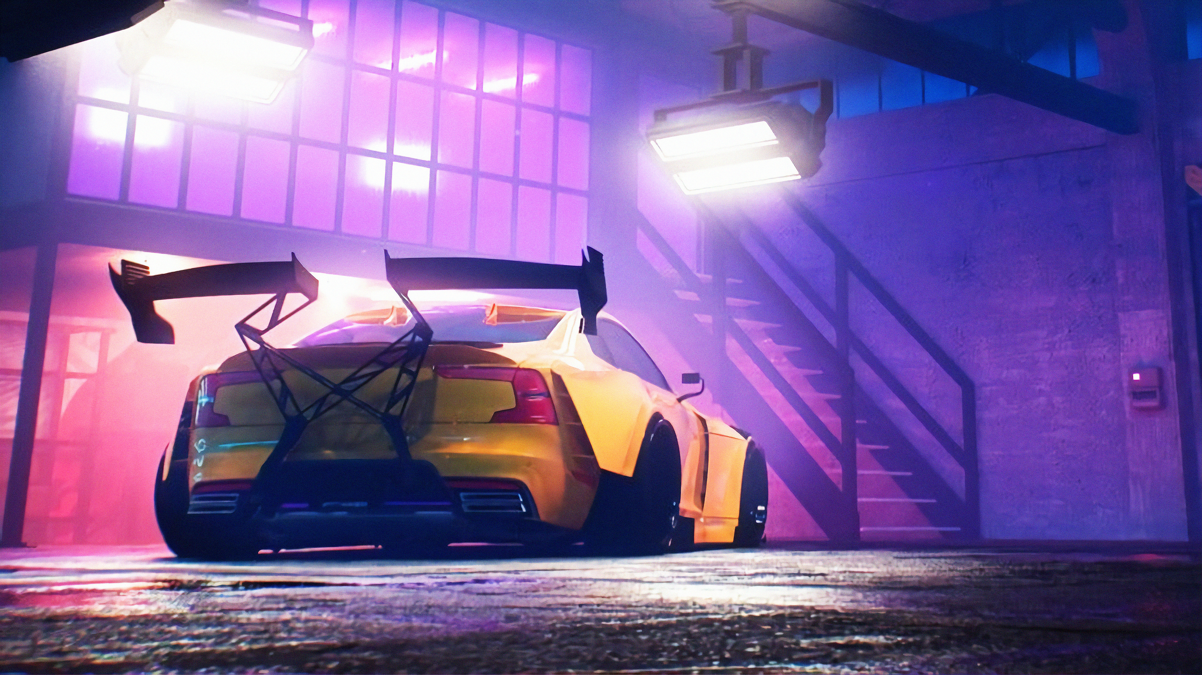 Nfs Heat 4k Hd Games 4k Wallpapers Images Backgrounds