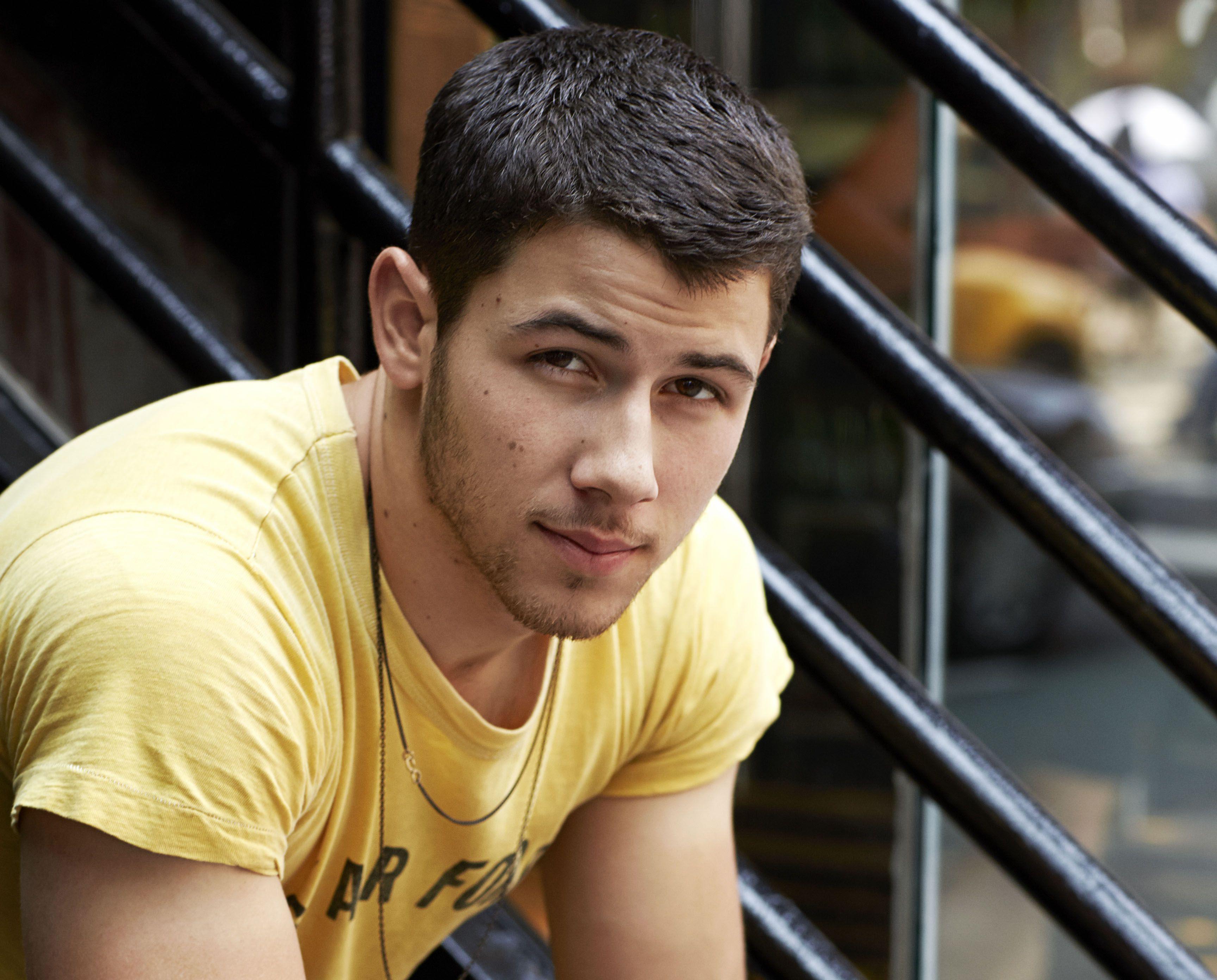 Nick Jonas Cosmopolitan 2018