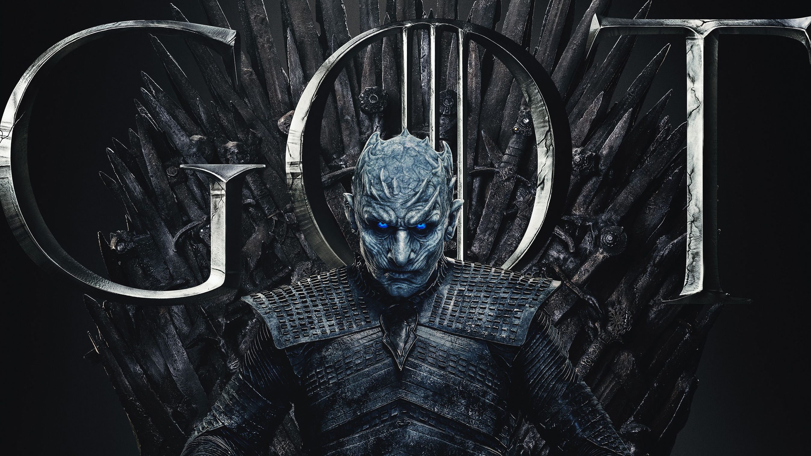 Night King Game Of Thrones Season 8 Poster Hd Tv Shows 4k
