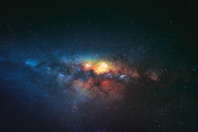 Night Sky Stars Galaxy, HD Digital Universe, 4k Wallpapers ...