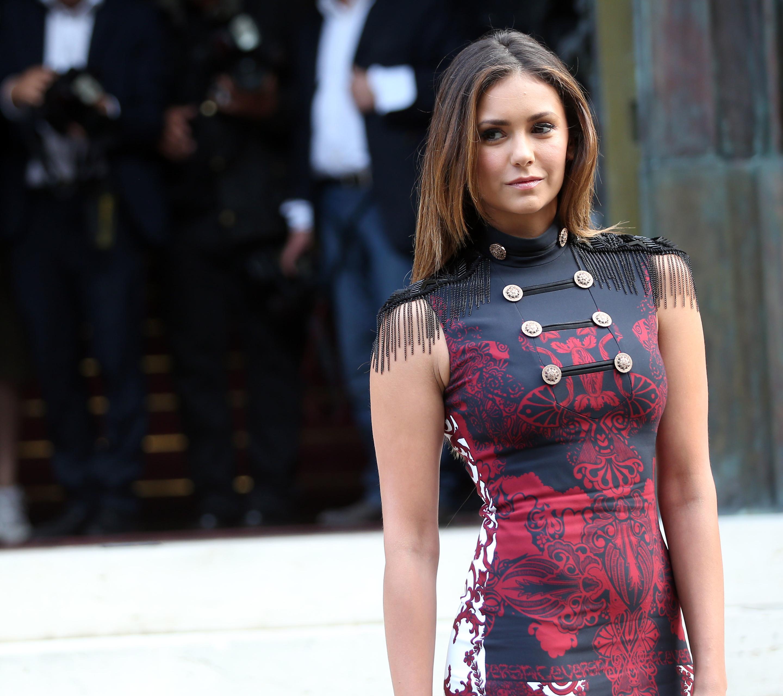 Celebrity Nina Dobrev ? nude photos 2019