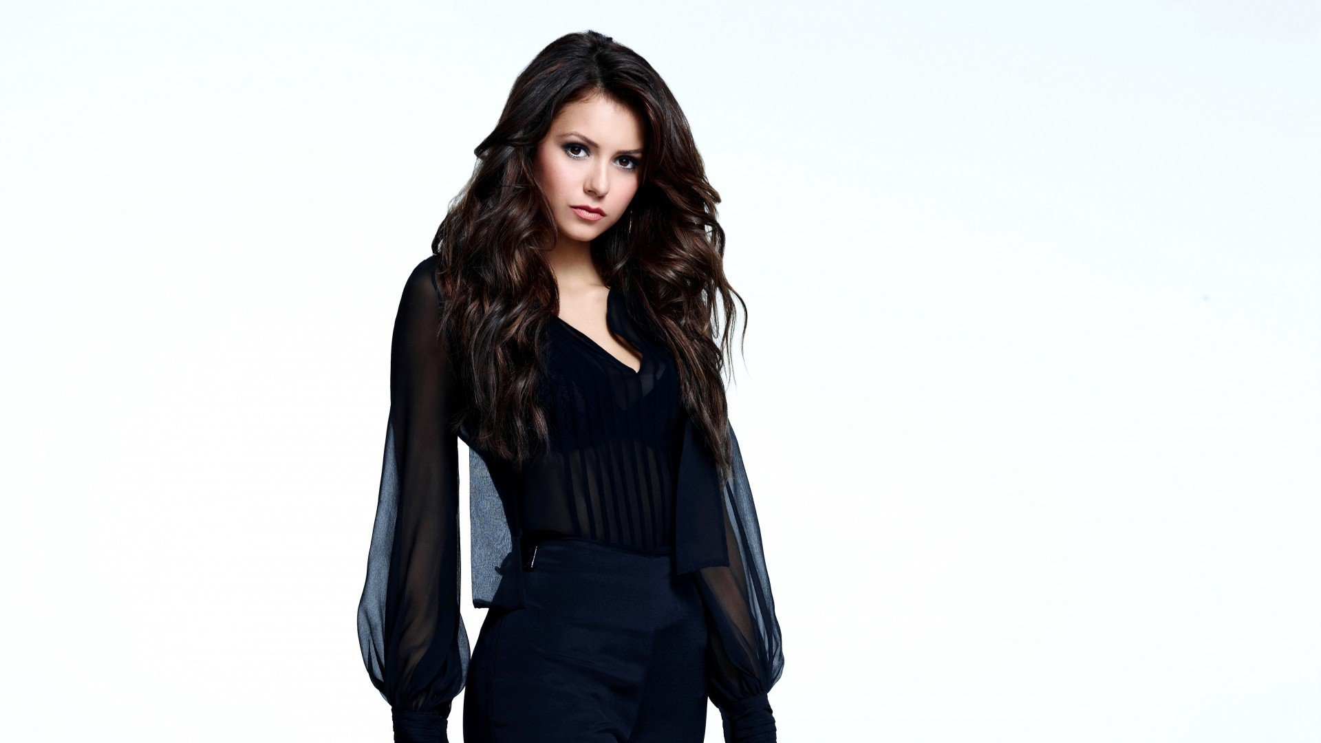 nina dobrev tv actress, hd celebrities, 4k wallpapers, images