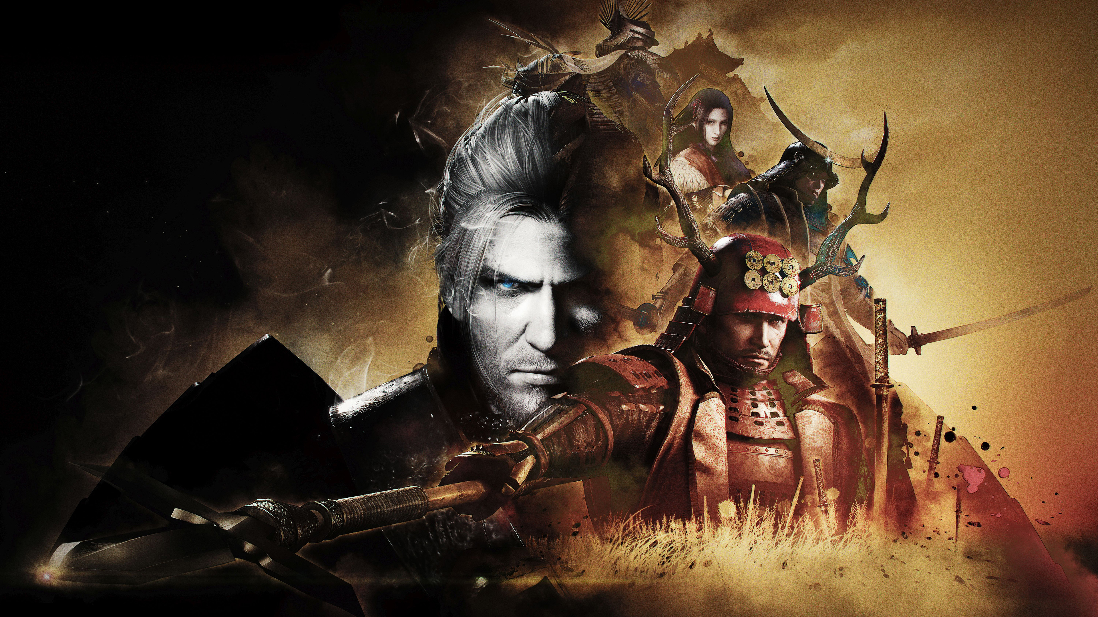 nioh 4k, hd games, 4k wallpapers, images, backgrounds, photos and