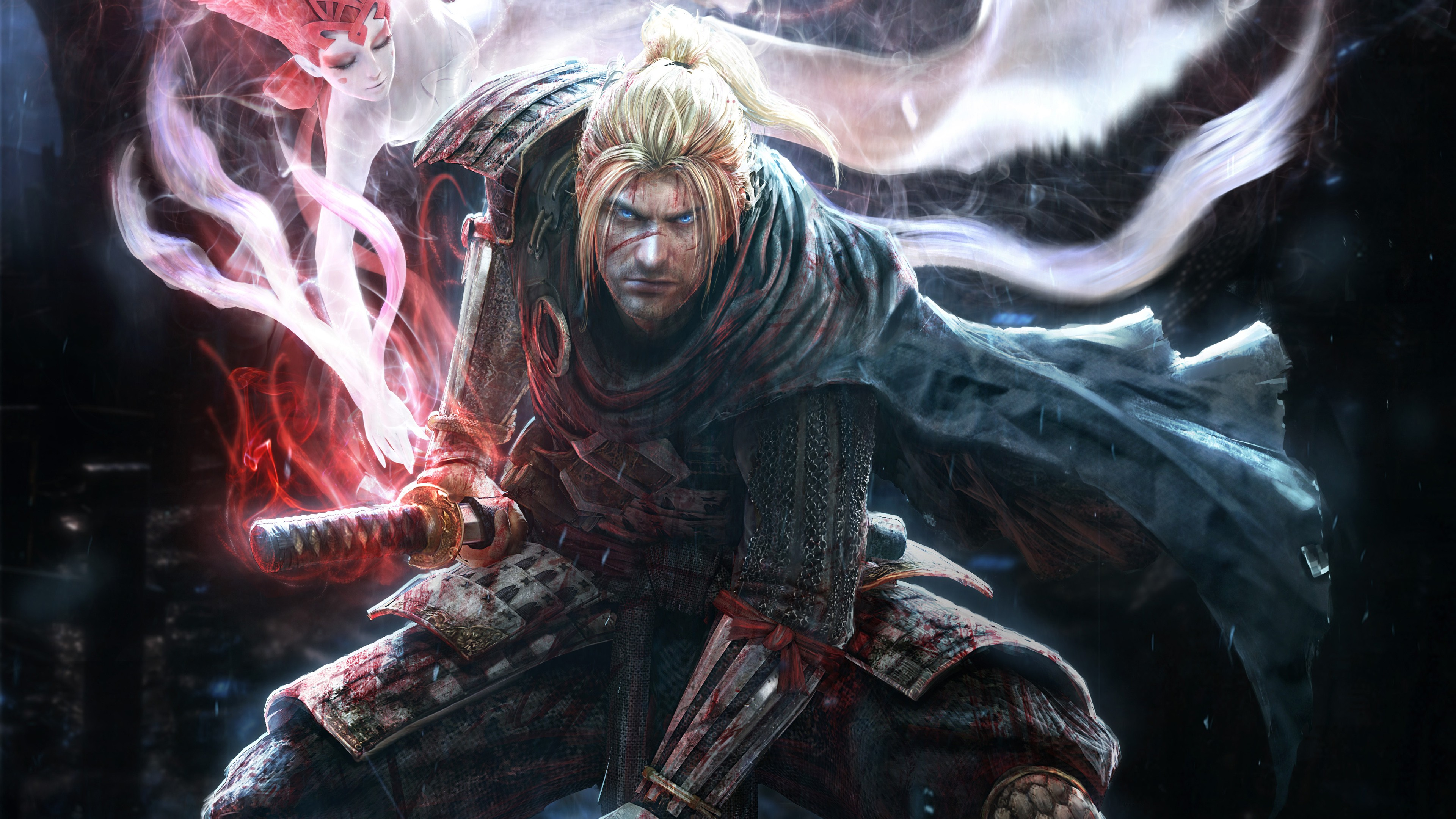 Nioh Game, HD Games, 4k Wallpapers, Images, Backgrounds ...