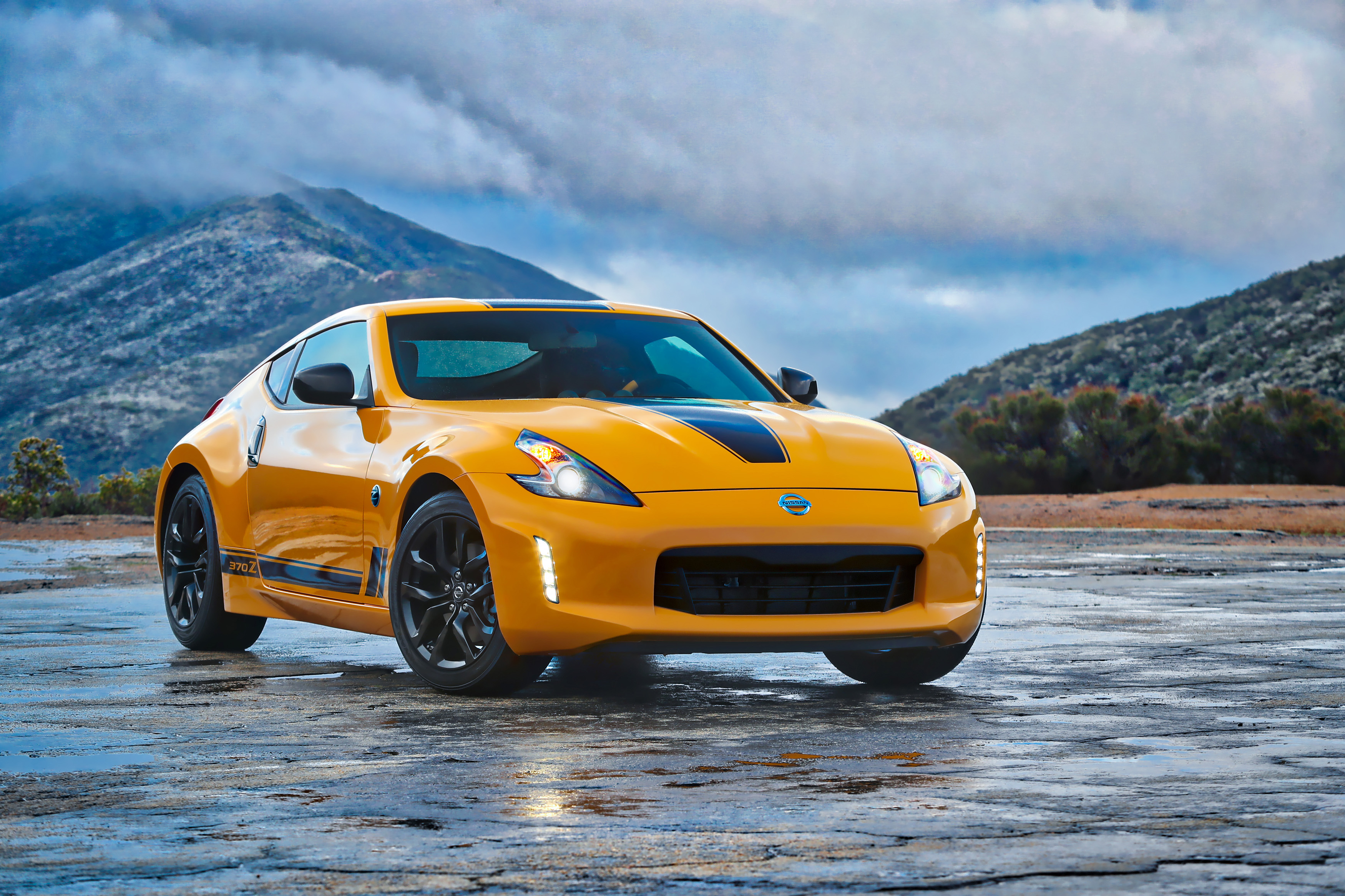 Nissan 370z Heritage Edition 4k Hd Cars 4k Wallpapers Images