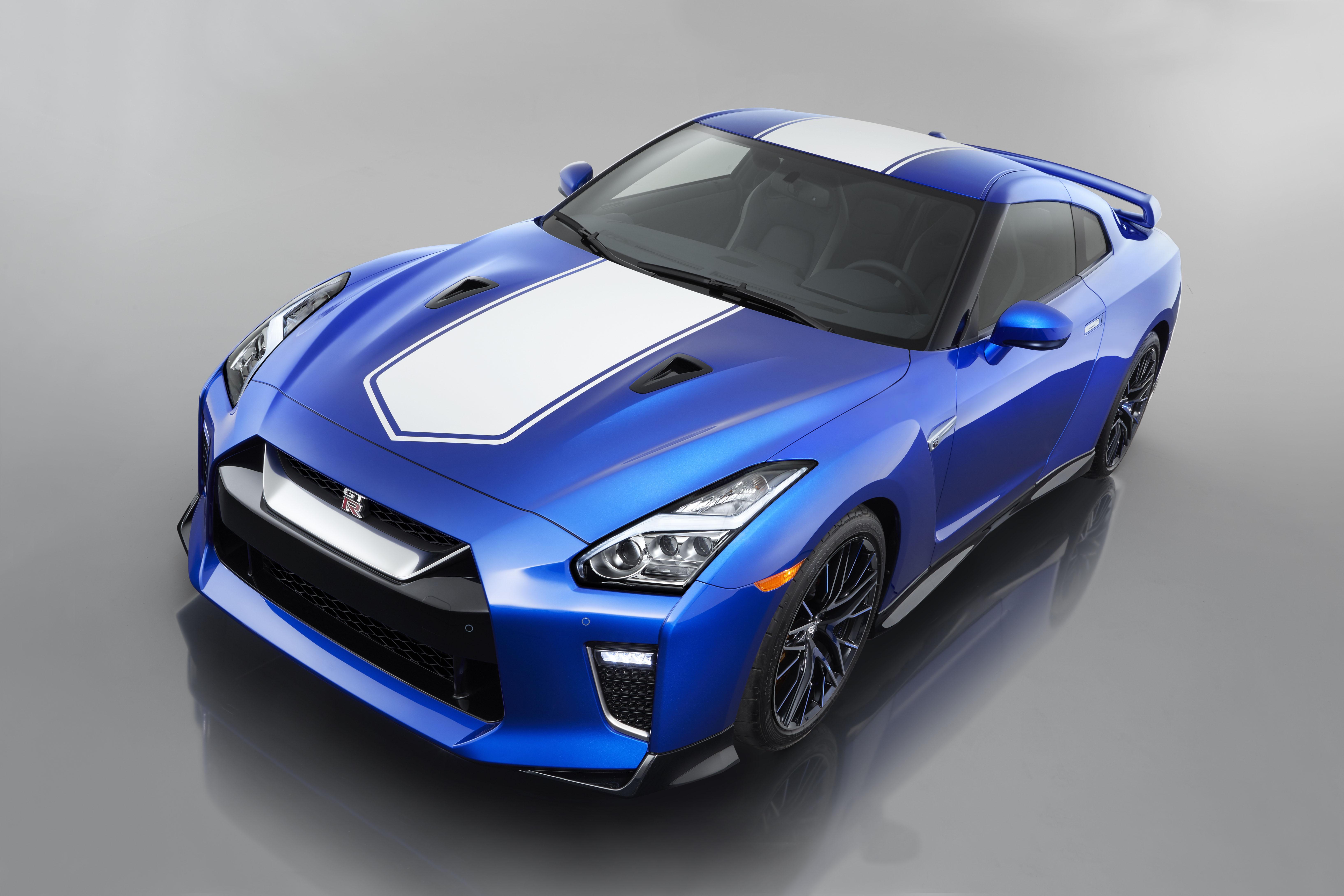 Nissan GT R R35 50th Anniversary Edition 2020, HD Cars, 4k ...