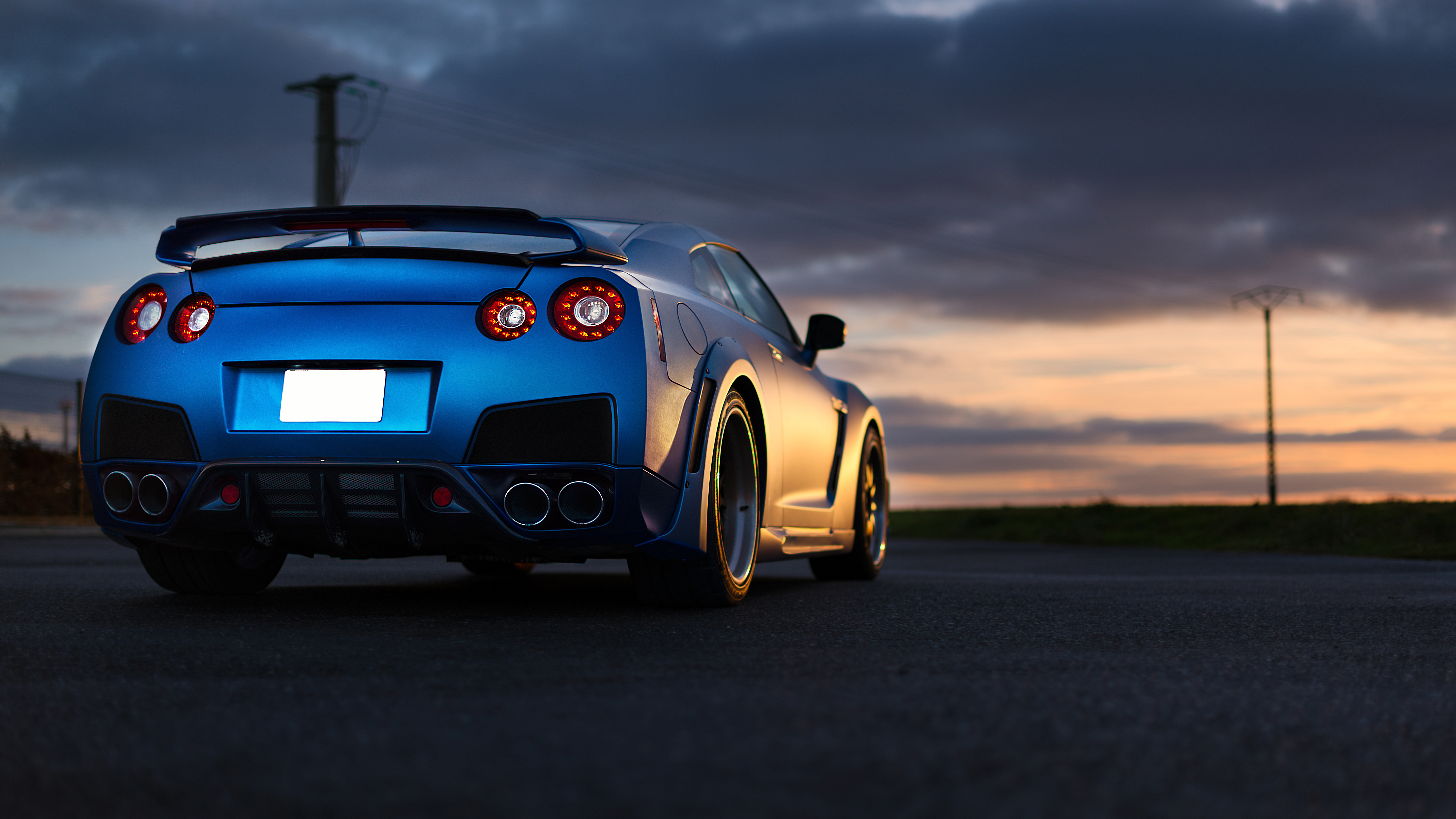 Nissan GTR 8k, HD Cars, 4k Wallpapers, Images, Backgrounds ...