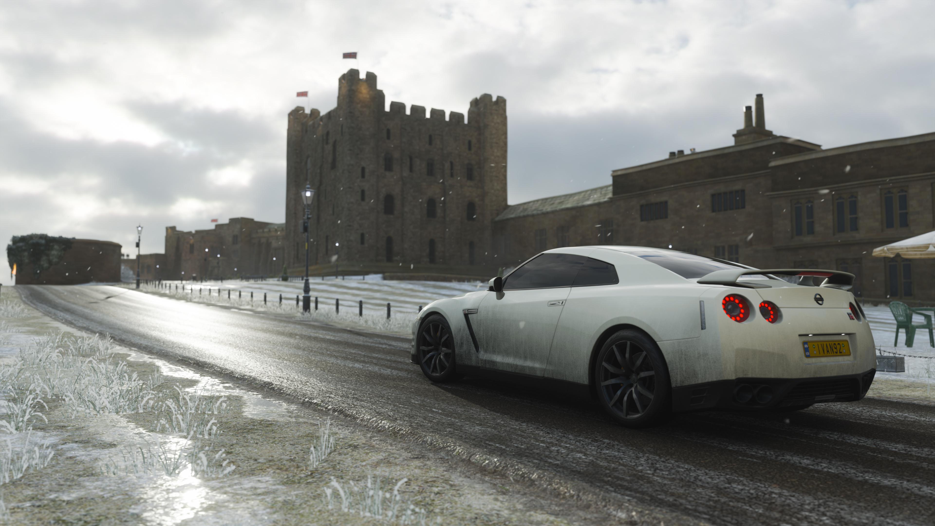 Nissan Gtr Forza Horizon 4k Hd Games 4k Wallpapers Images