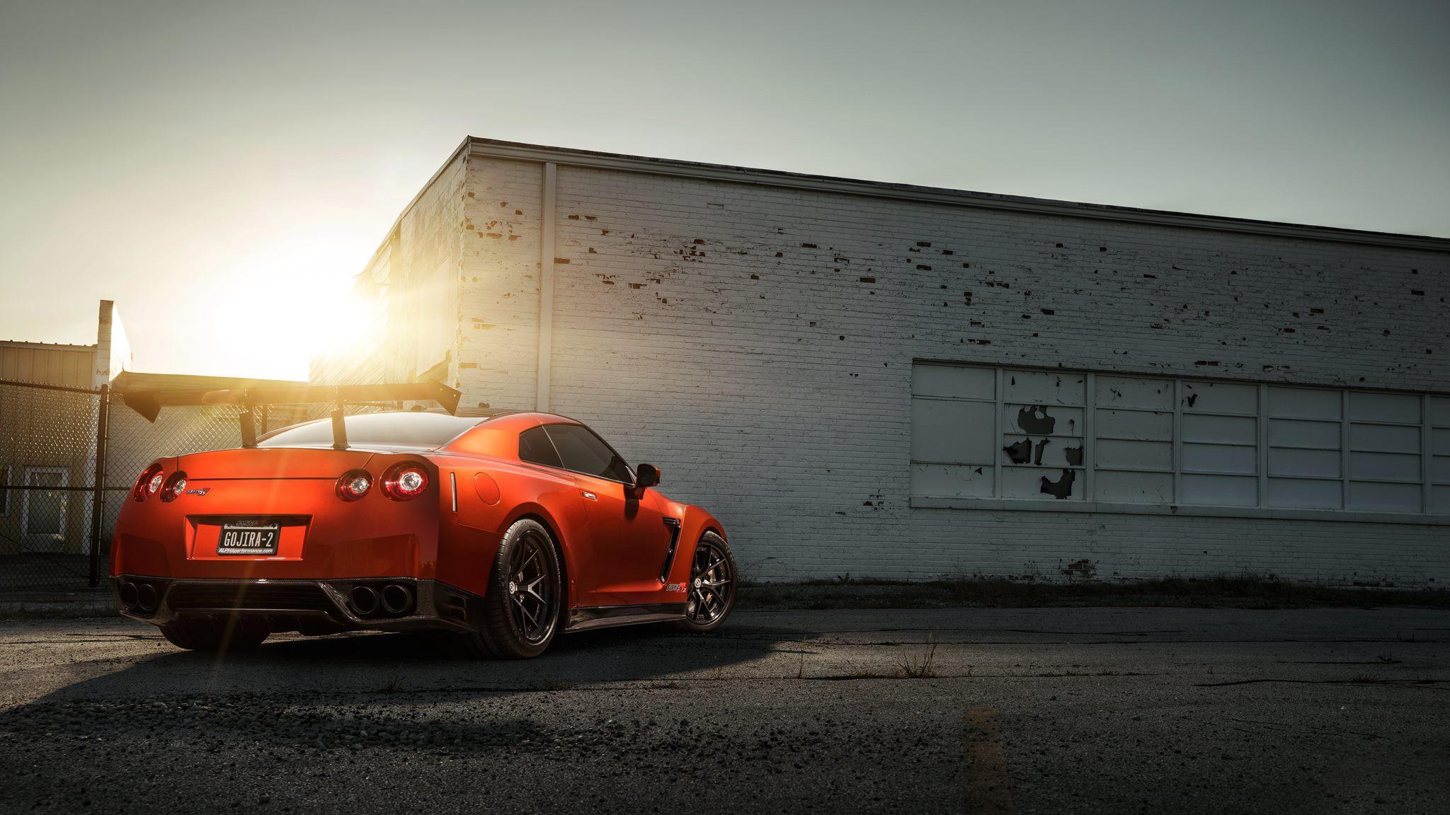 Nissan GTR HD