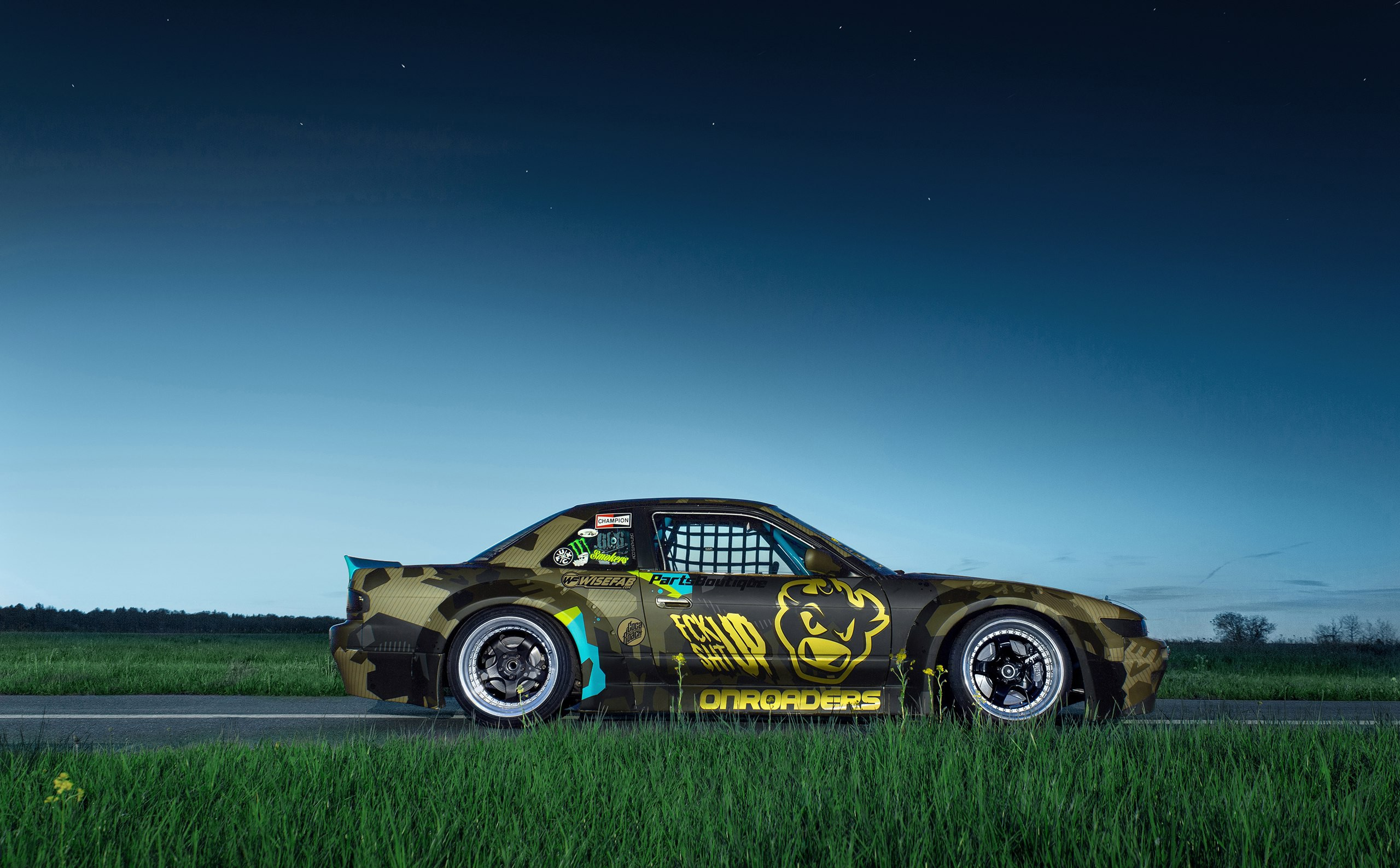 Nissan silvia s13 hd cars 4k wallpapers images - Nissan silvia s13 wallpaper ...