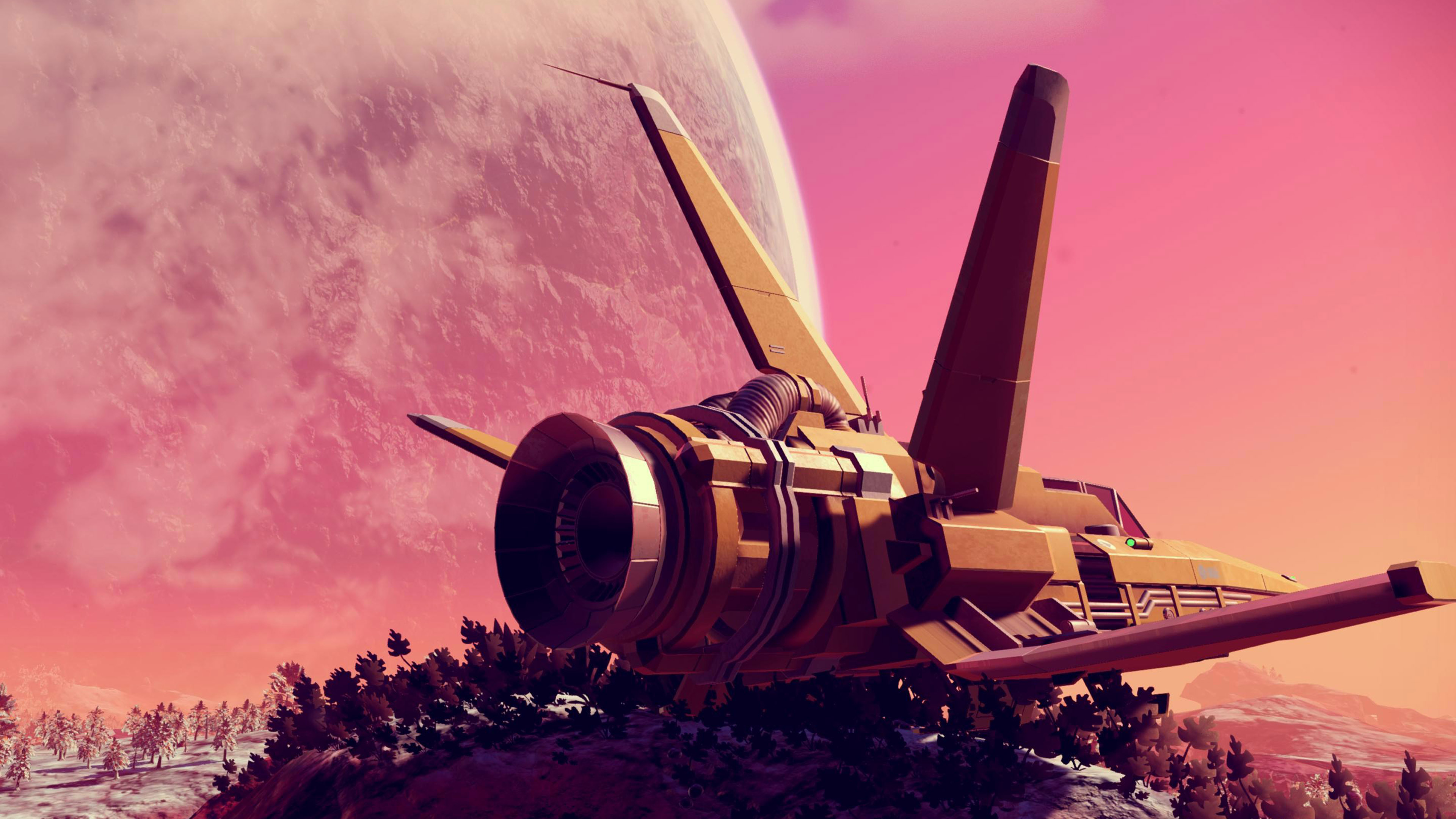No Mans Sky Foundation