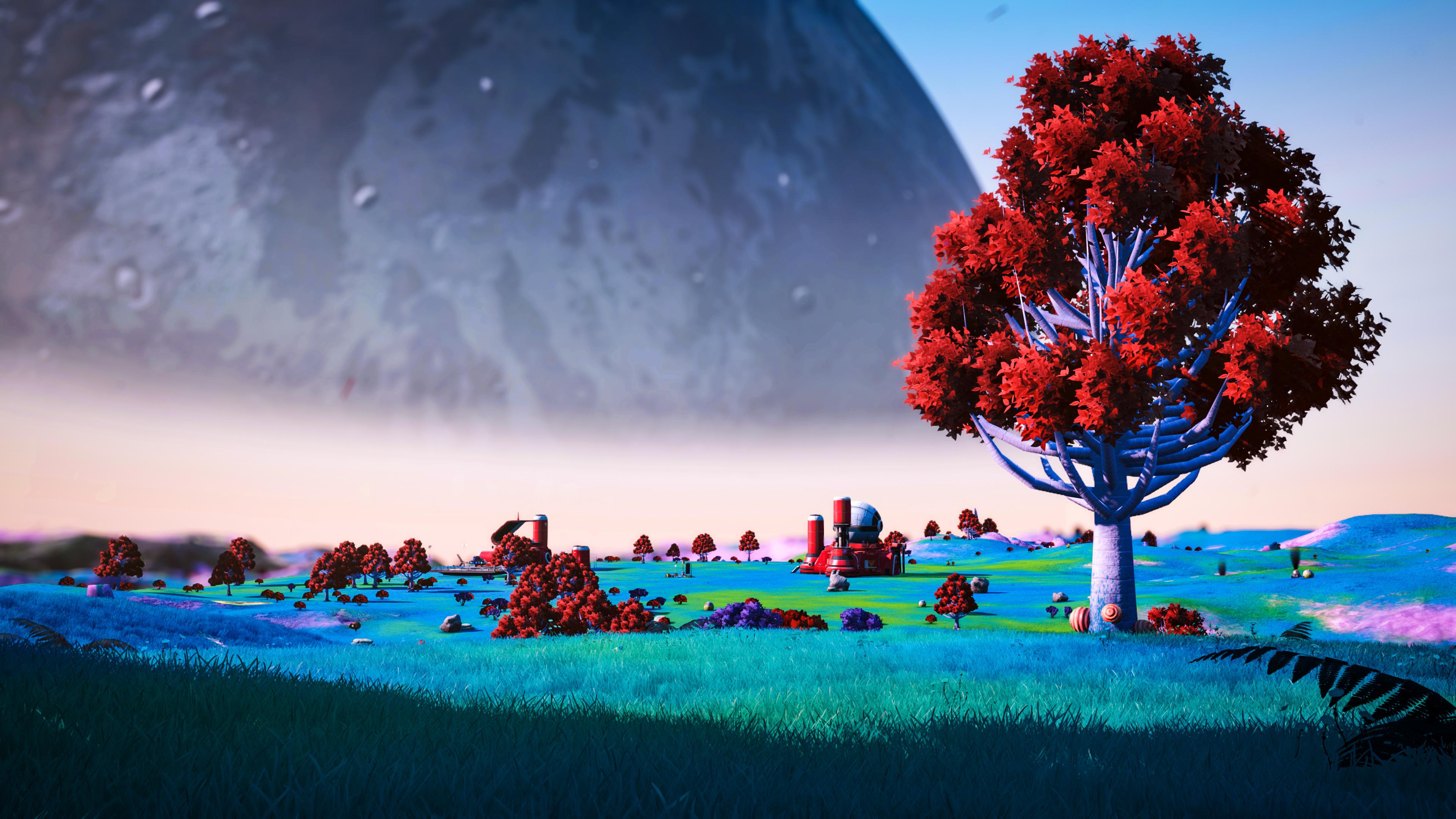 No Man S Sky 4k Wallpaper: No Mans Sky The Next Planet 4k, HD Games, 4k Wallpapers