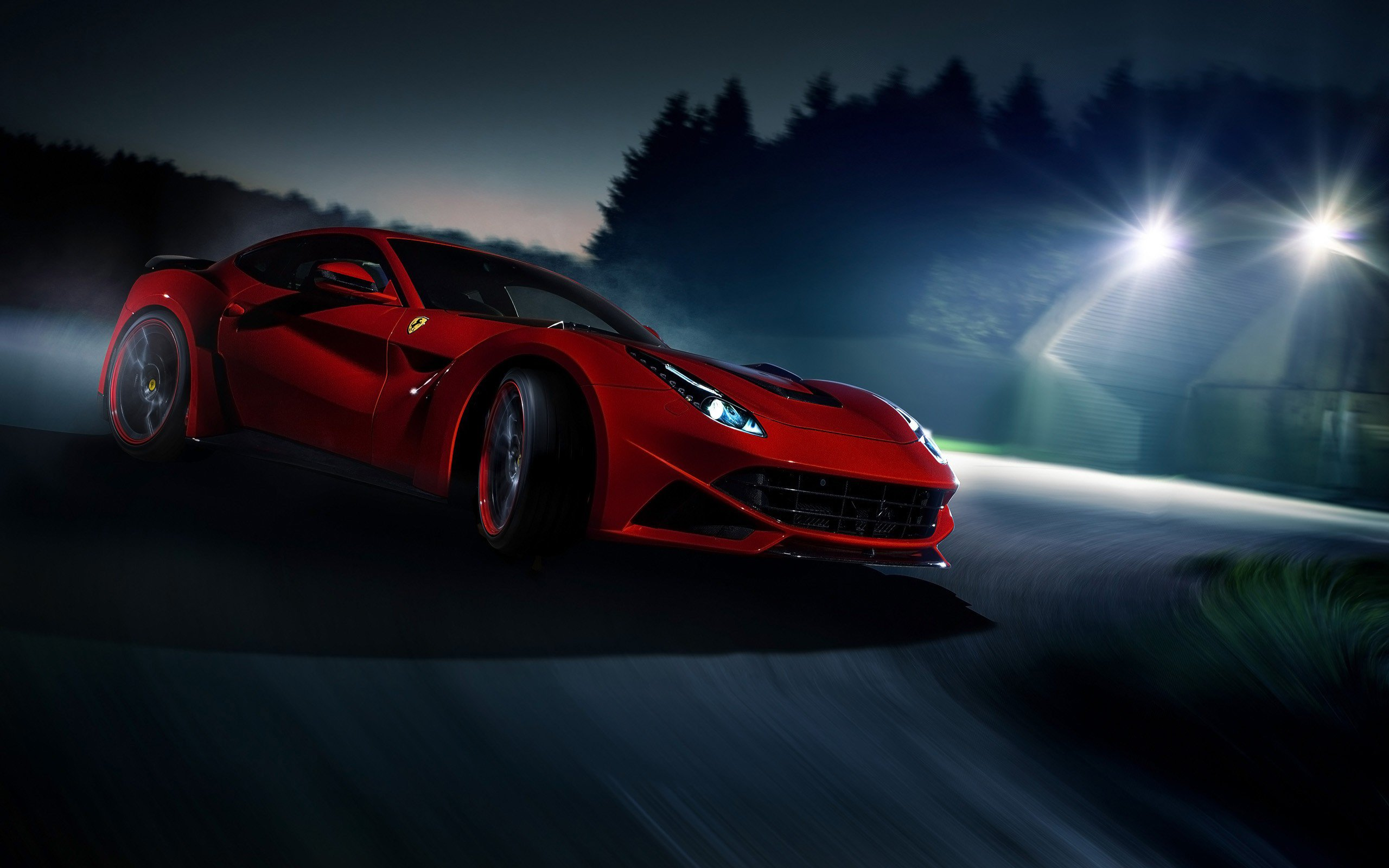 2013 Ferrari F12 Berlinetta Novitec Wallpaper | HD Car Wallpapers