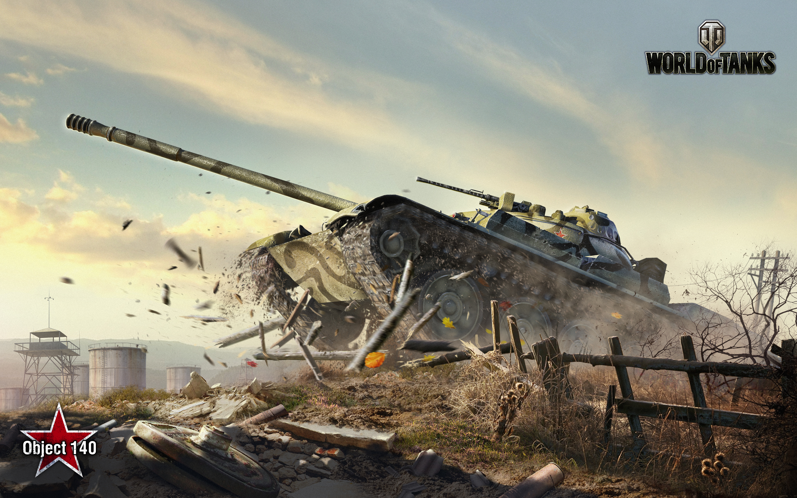 Obj 140 World Of Tanks Hd Hd Games 4k Wallpapers Images
