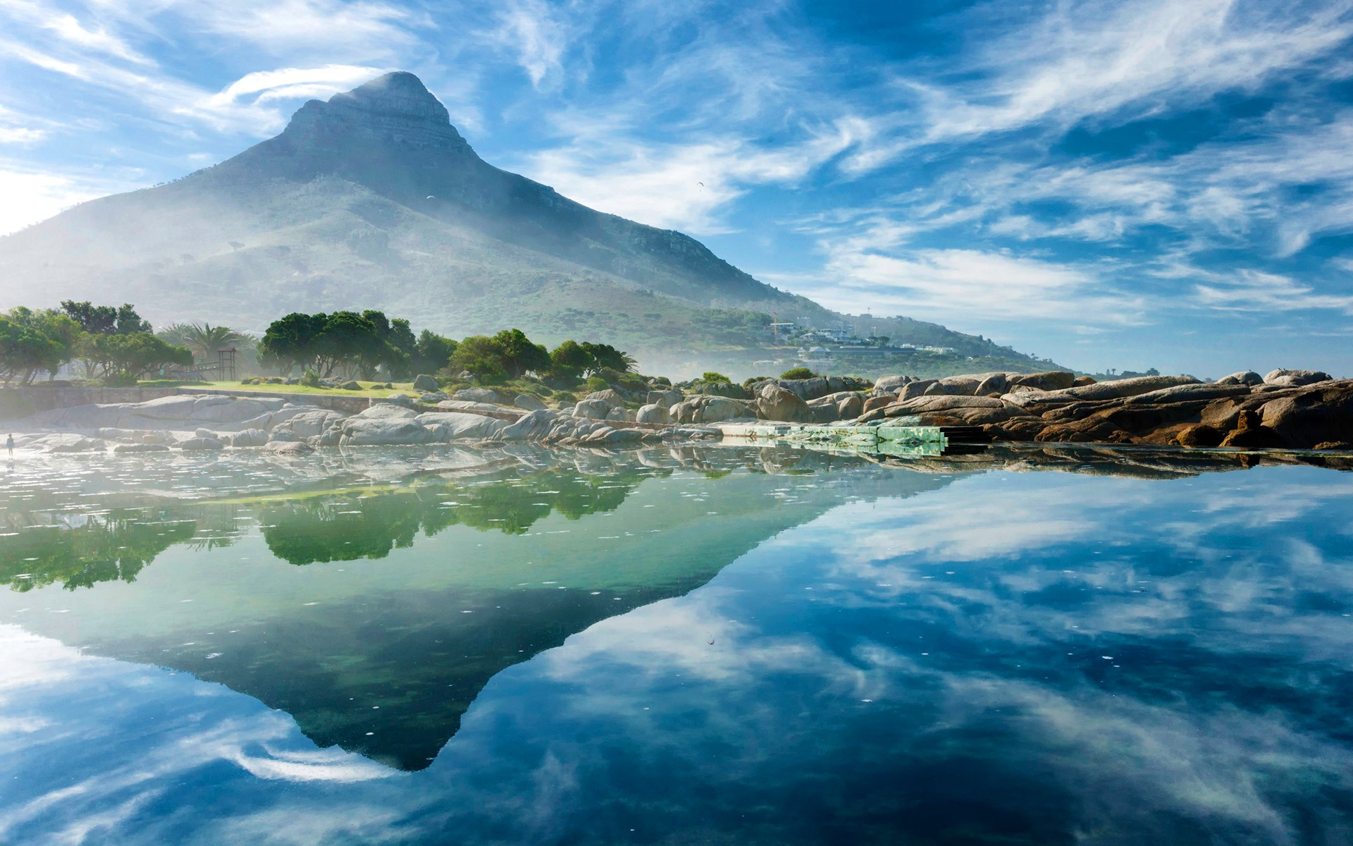 Ocean Reflection Hd Nature 4k Wallpapers Images