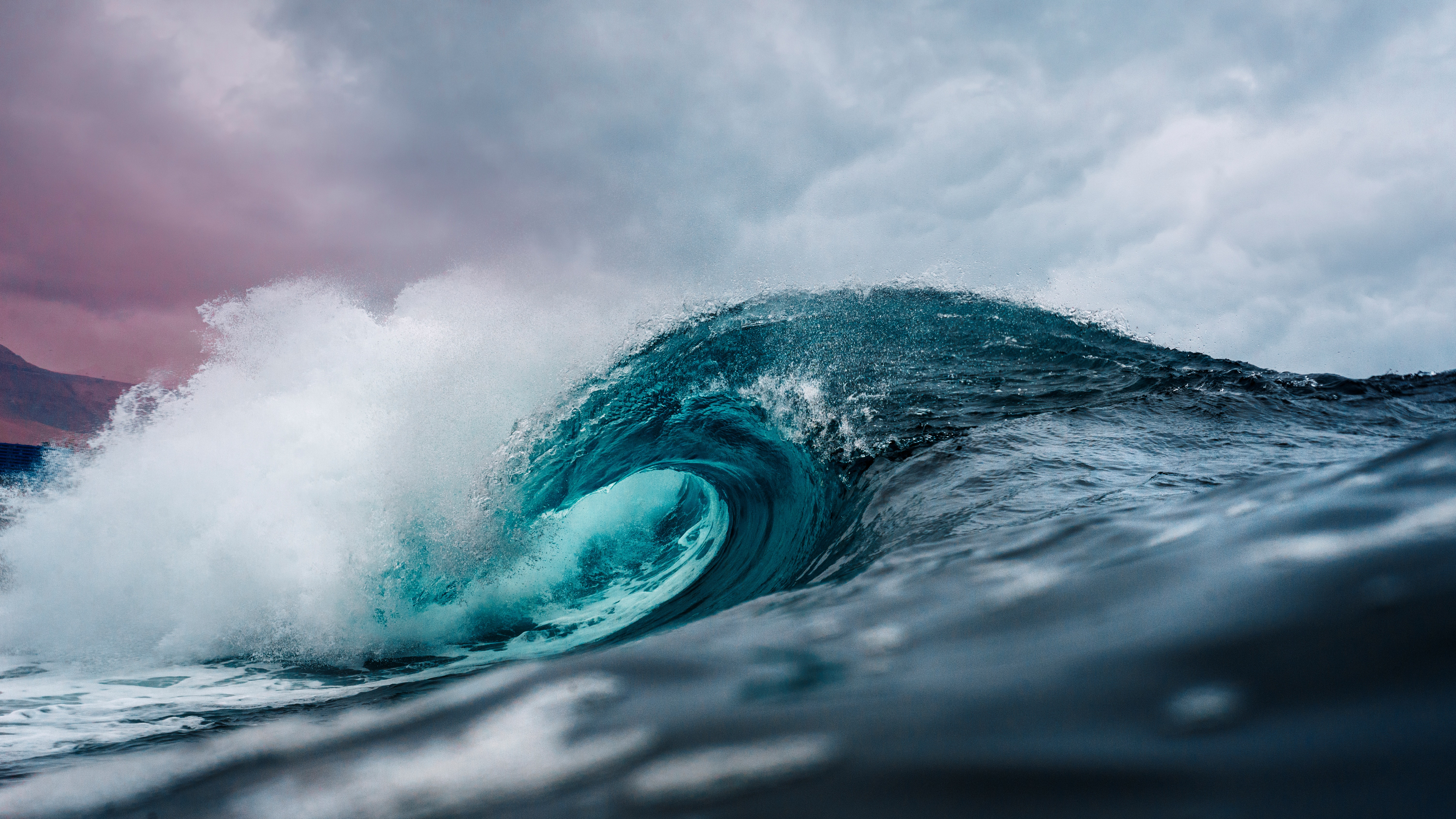 Ocean wave 5k hd nature 4k wallpapers images backgrounds photos and pictures - Wave pics wallpaper ...