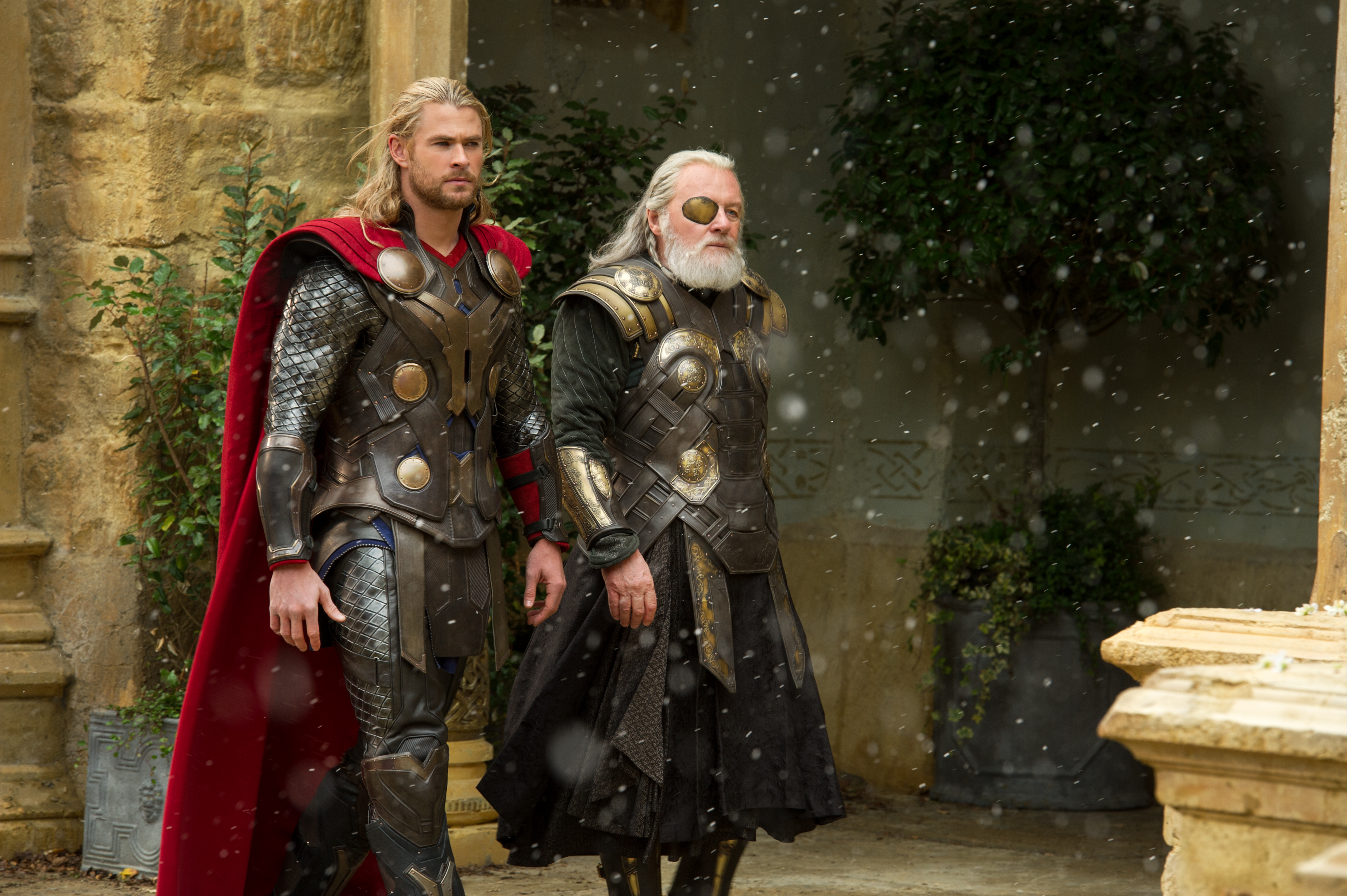 Best Wallpaper Marvel Odin - odin-and-thor-5k-fg  Perfect Image Reference_906410.jpg