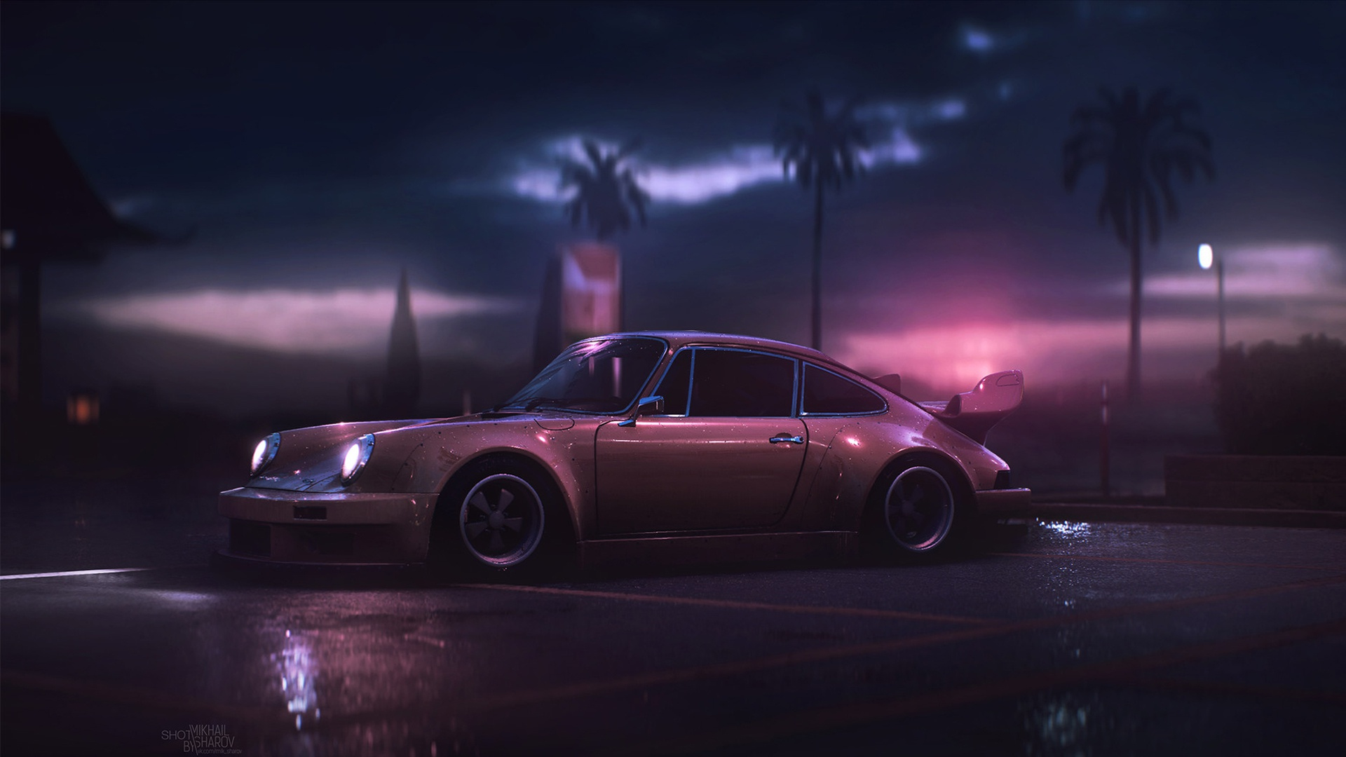 Rwb 4k Wallpaper: Old Porsche 911, HD Cars, 4k Wallpapers, Images