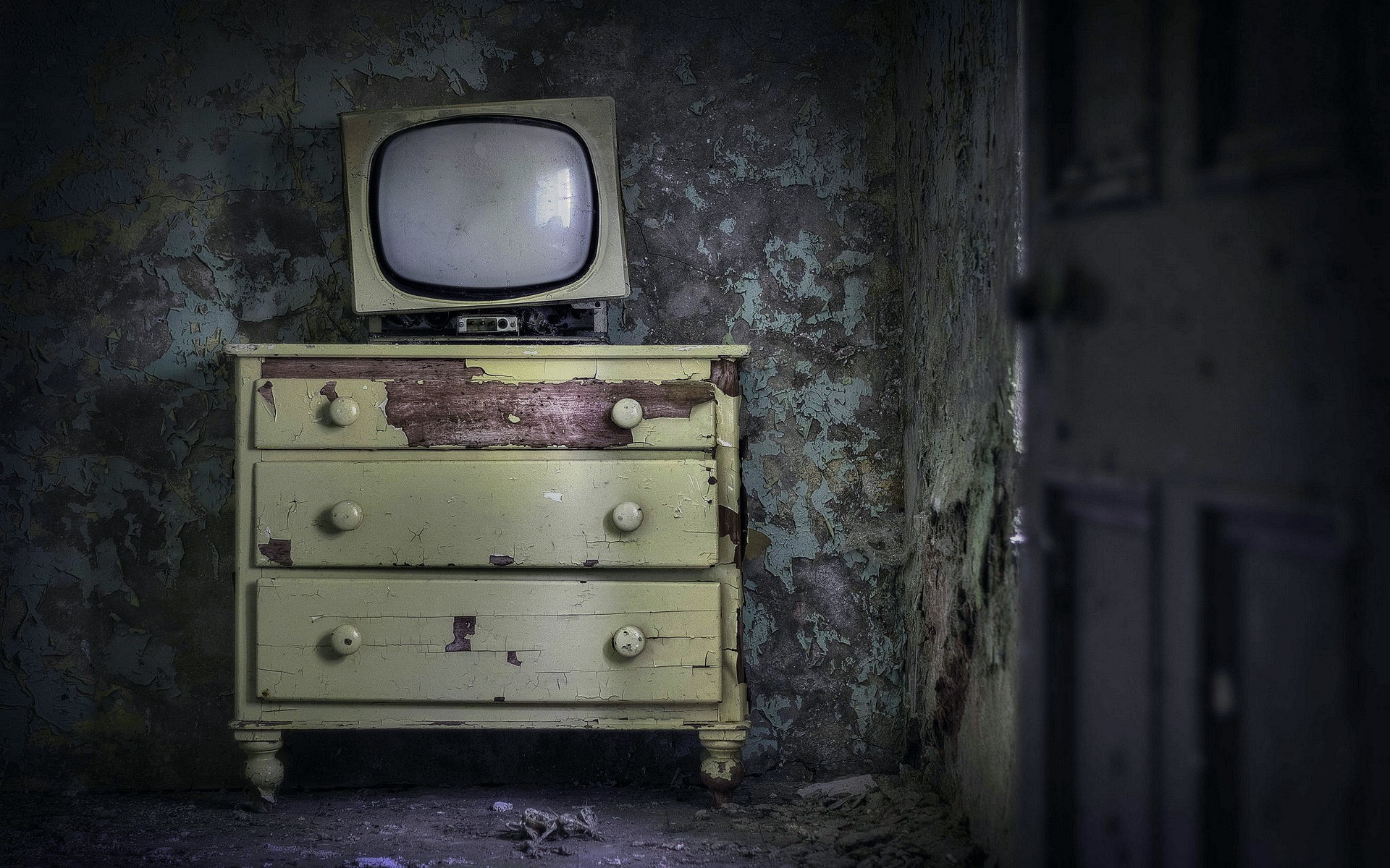 Old Vintage TV, HD Photography, 4k Wallpapers, Images