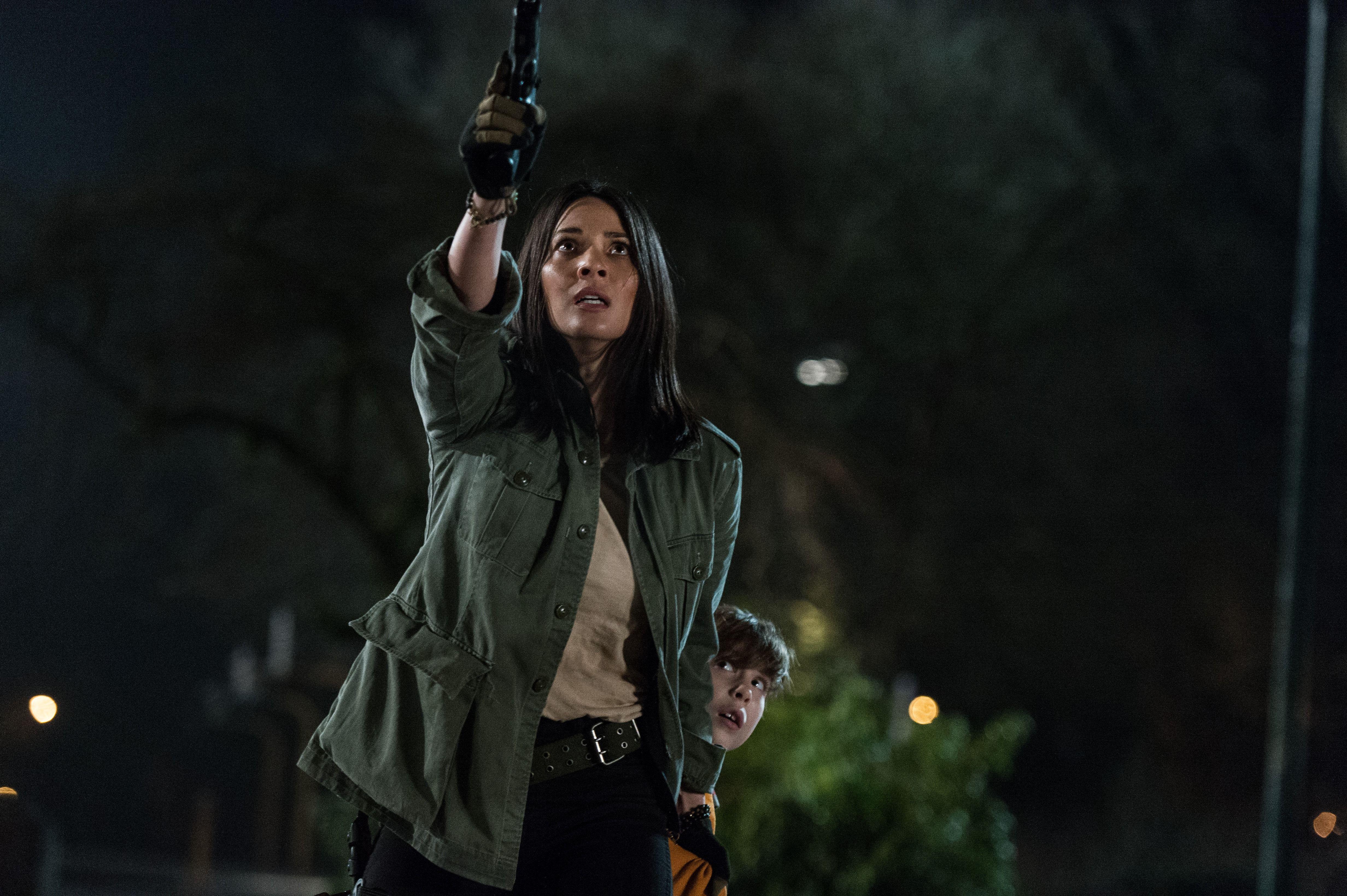 Predator 2018 4k Wallpapers: 1920x1080 Olivia Munn In The Predator Movie 2018 Laptop