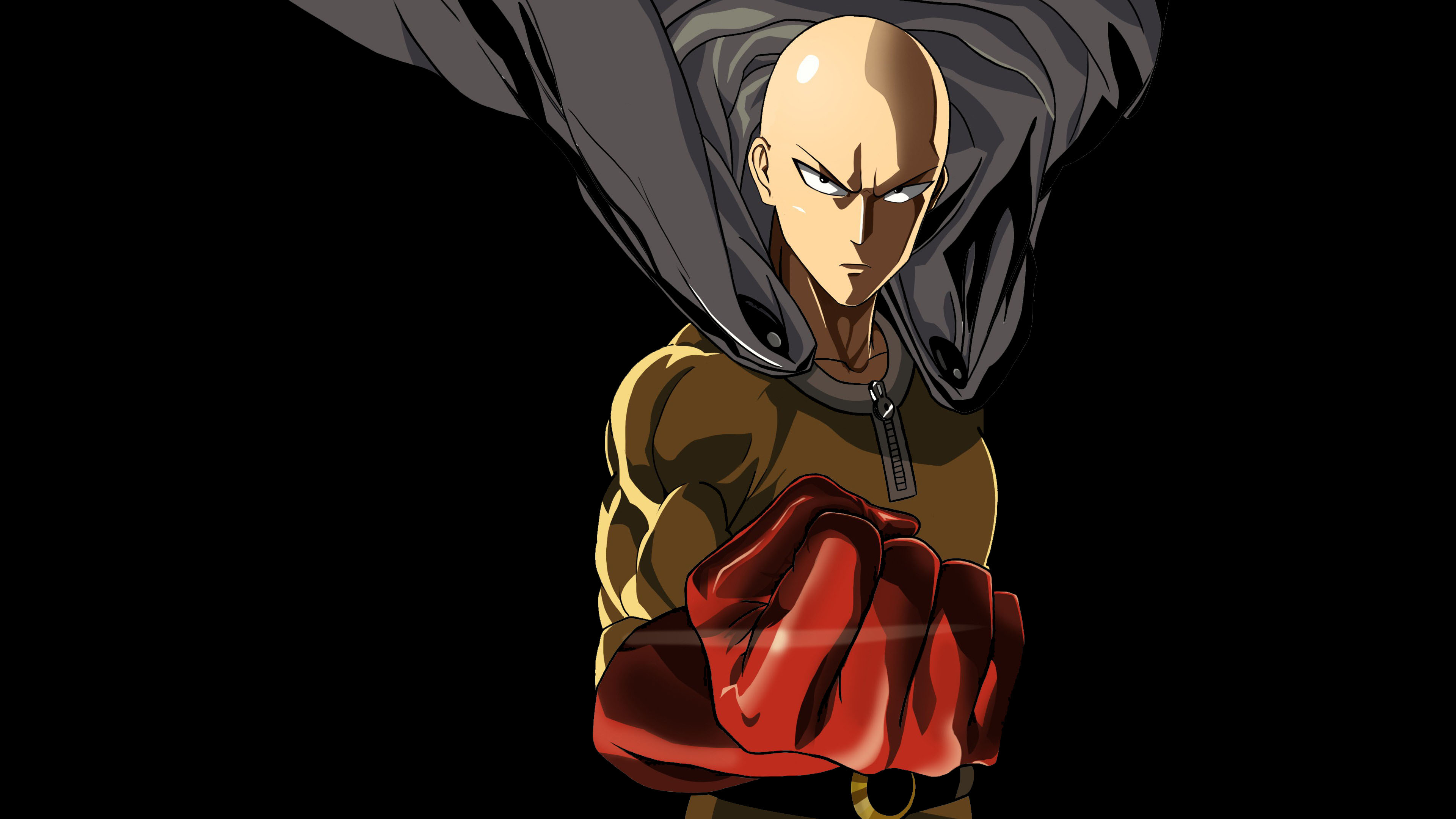 One Punch Man Wallpaper 4k Android