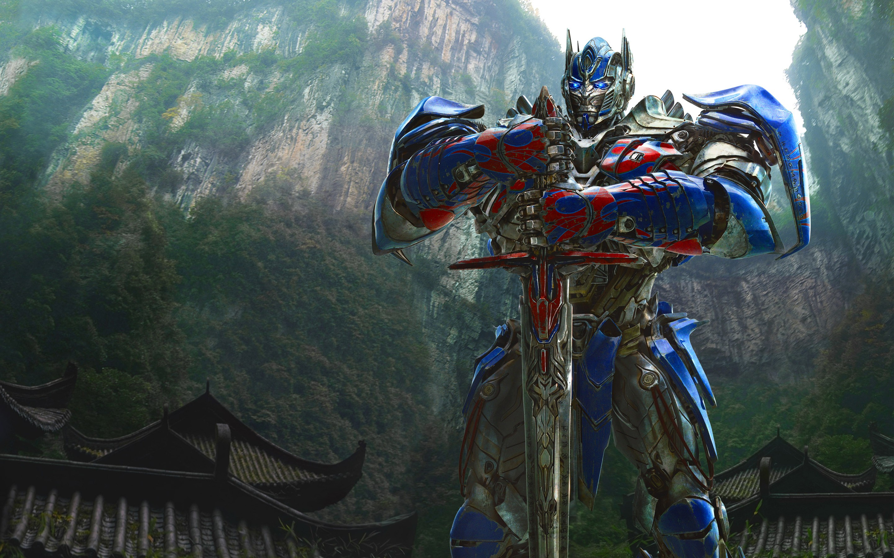 1366x768 optimus prime in transformers 1366x768 resolution hd 4k
