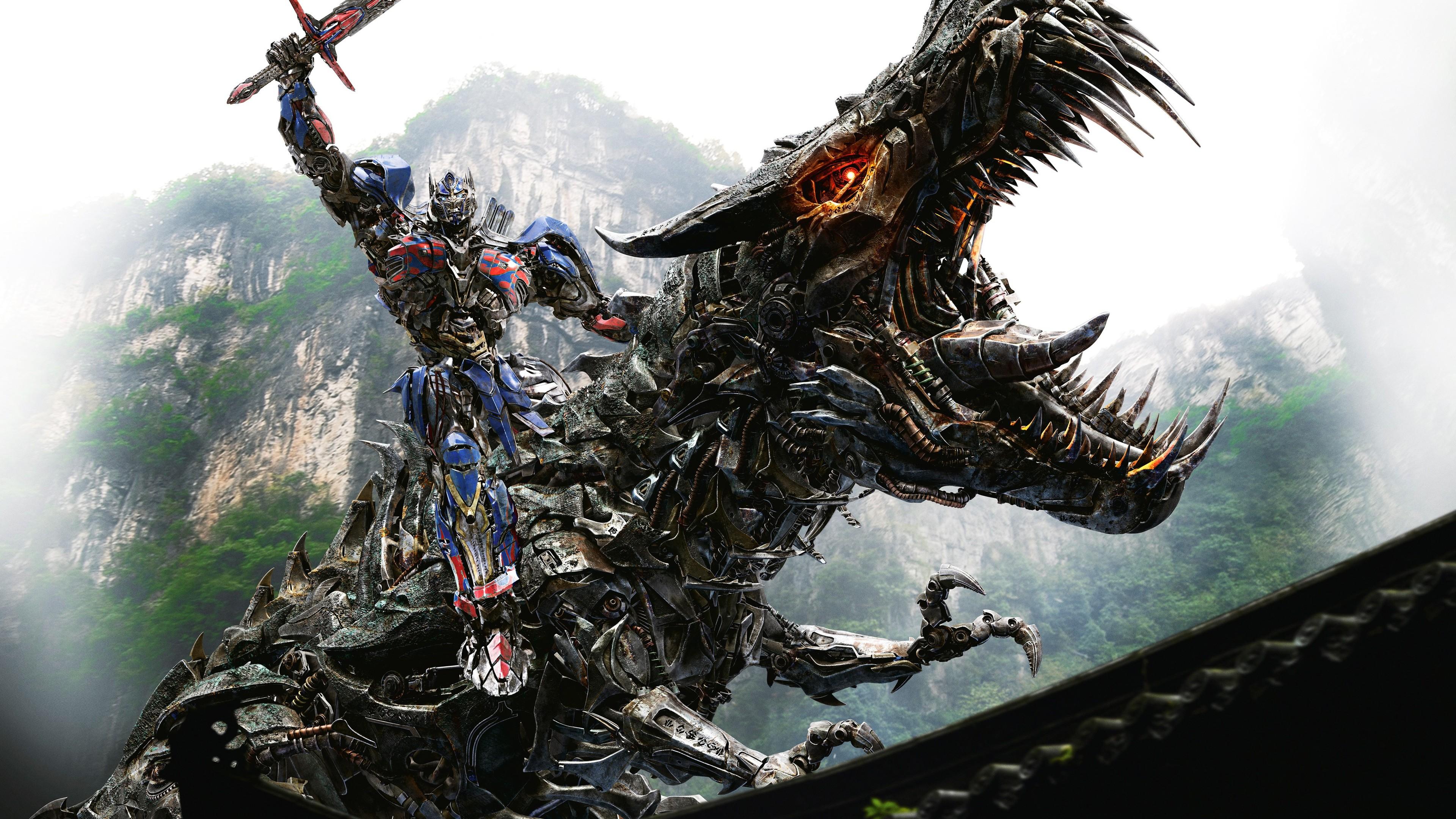 optimus prime on dinobot hd movies 4k wallpapers images