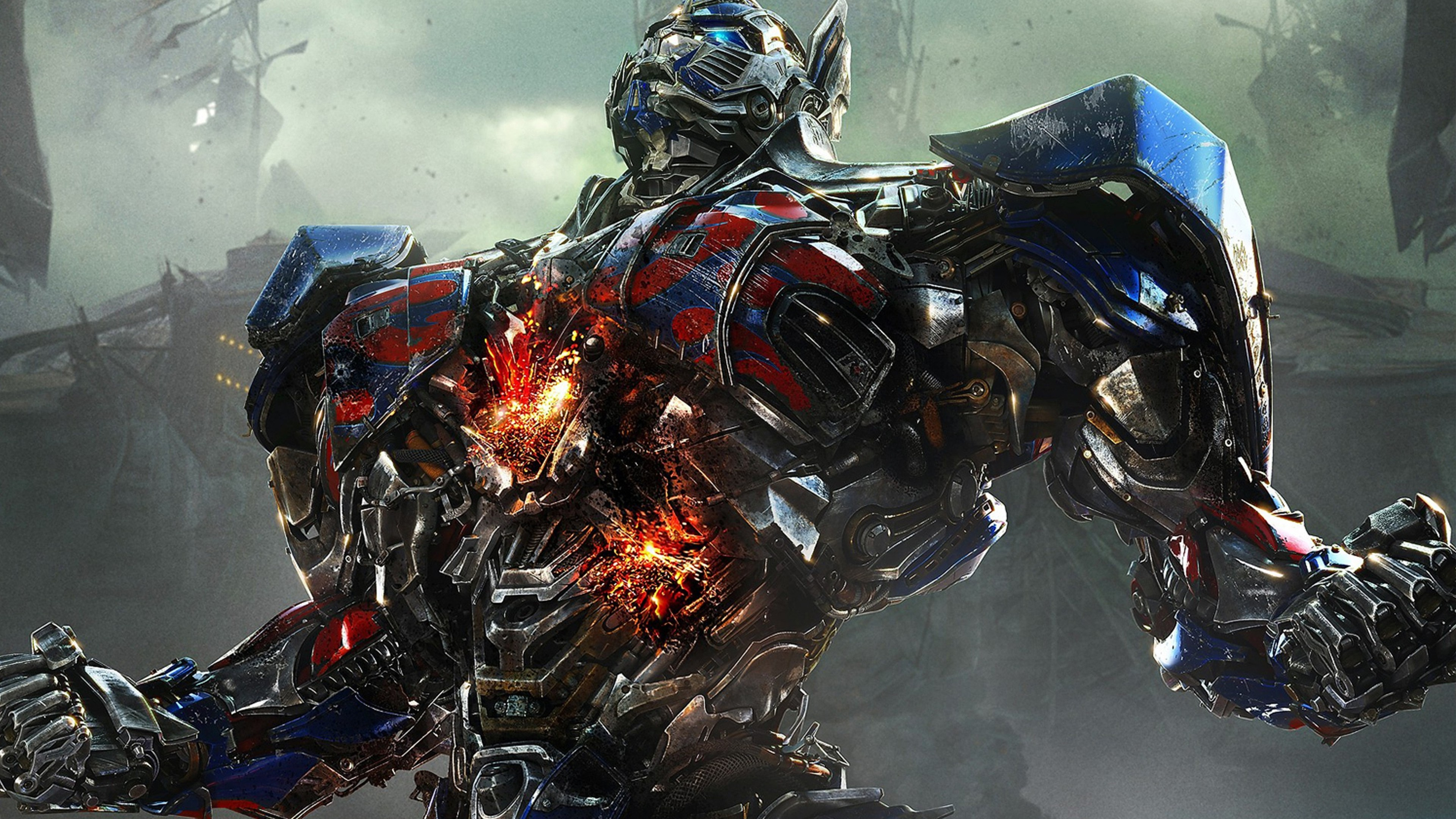 optimus prime transformers age of extinction, hd movies, 4k