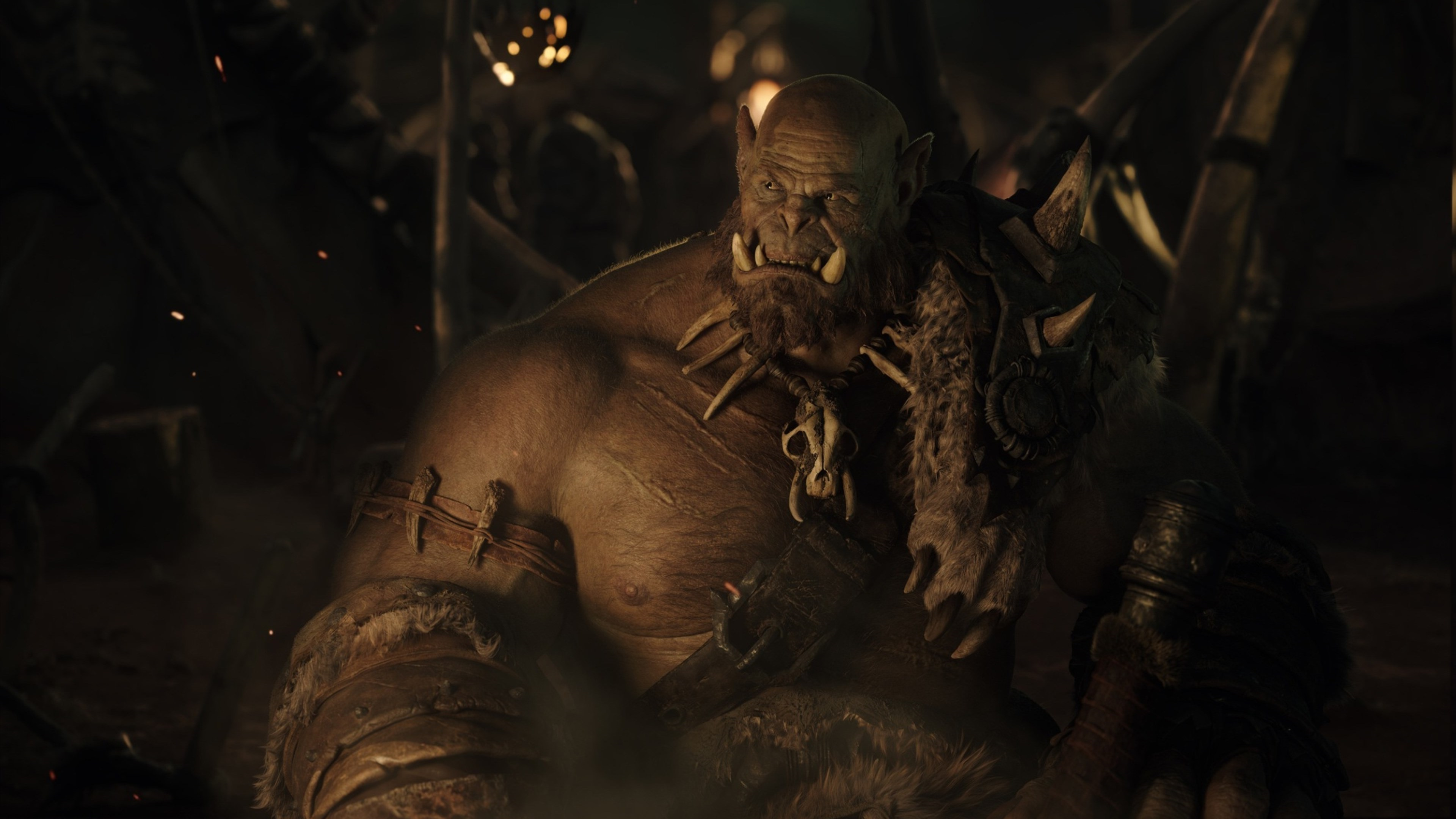 Orgrim In Warcraft