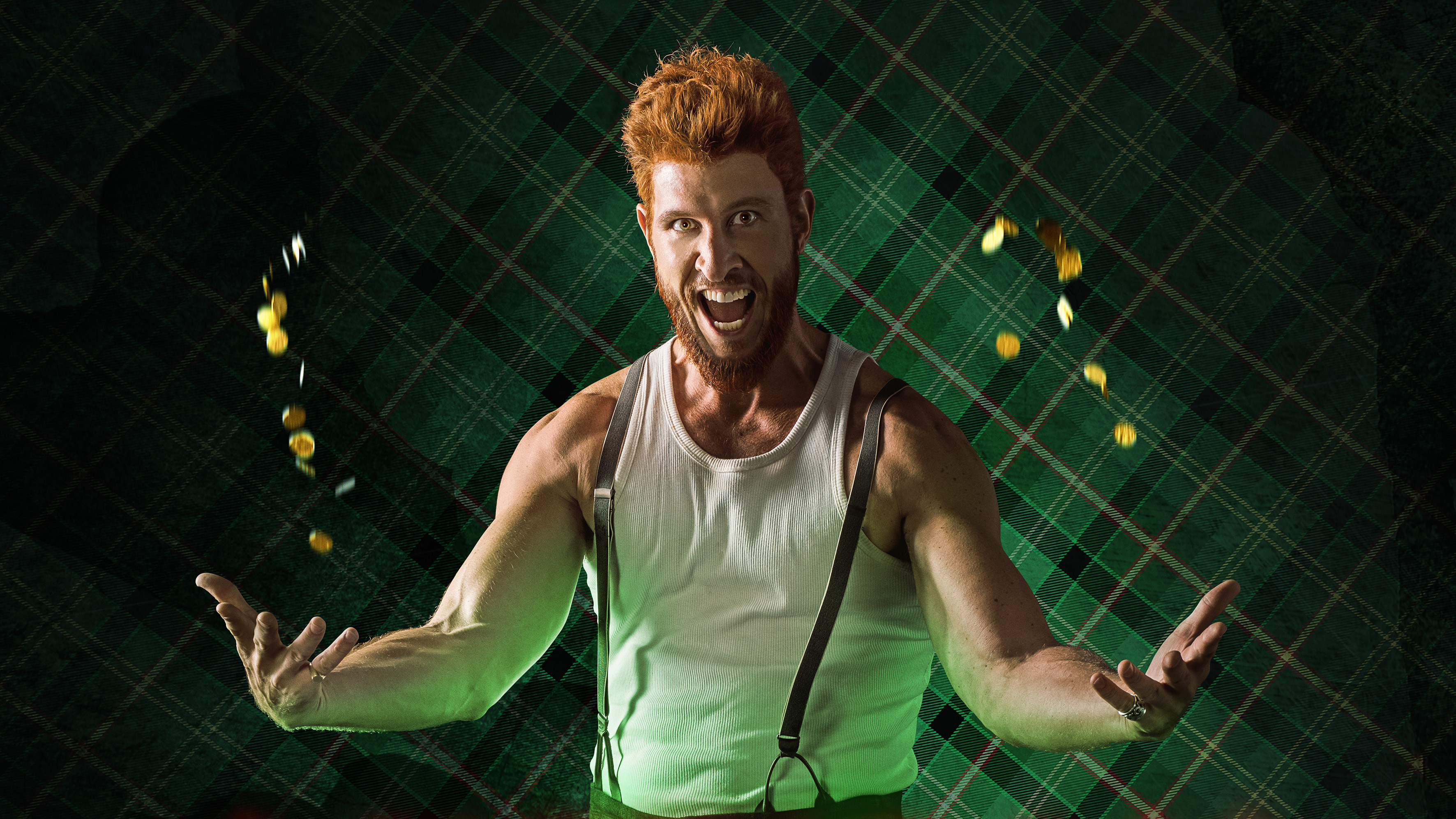 pablo schreiber as mad sweeney in american gods 4k, hd tv shows, 4k