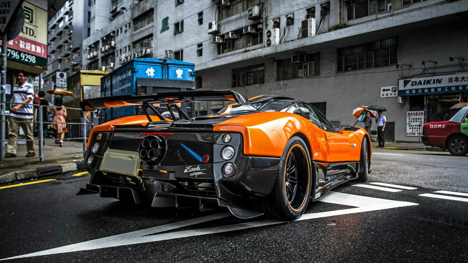 download pagani zonda hd 4k wallpapers in 1920x1080 screen