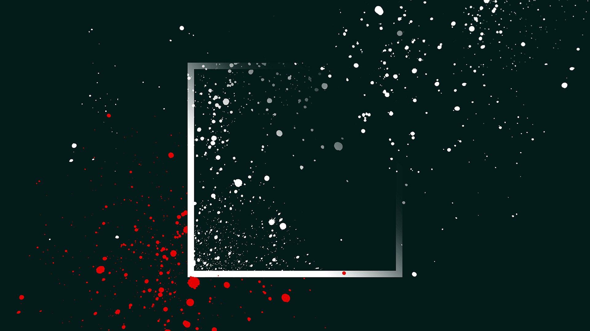 Paint Dots Art Love
