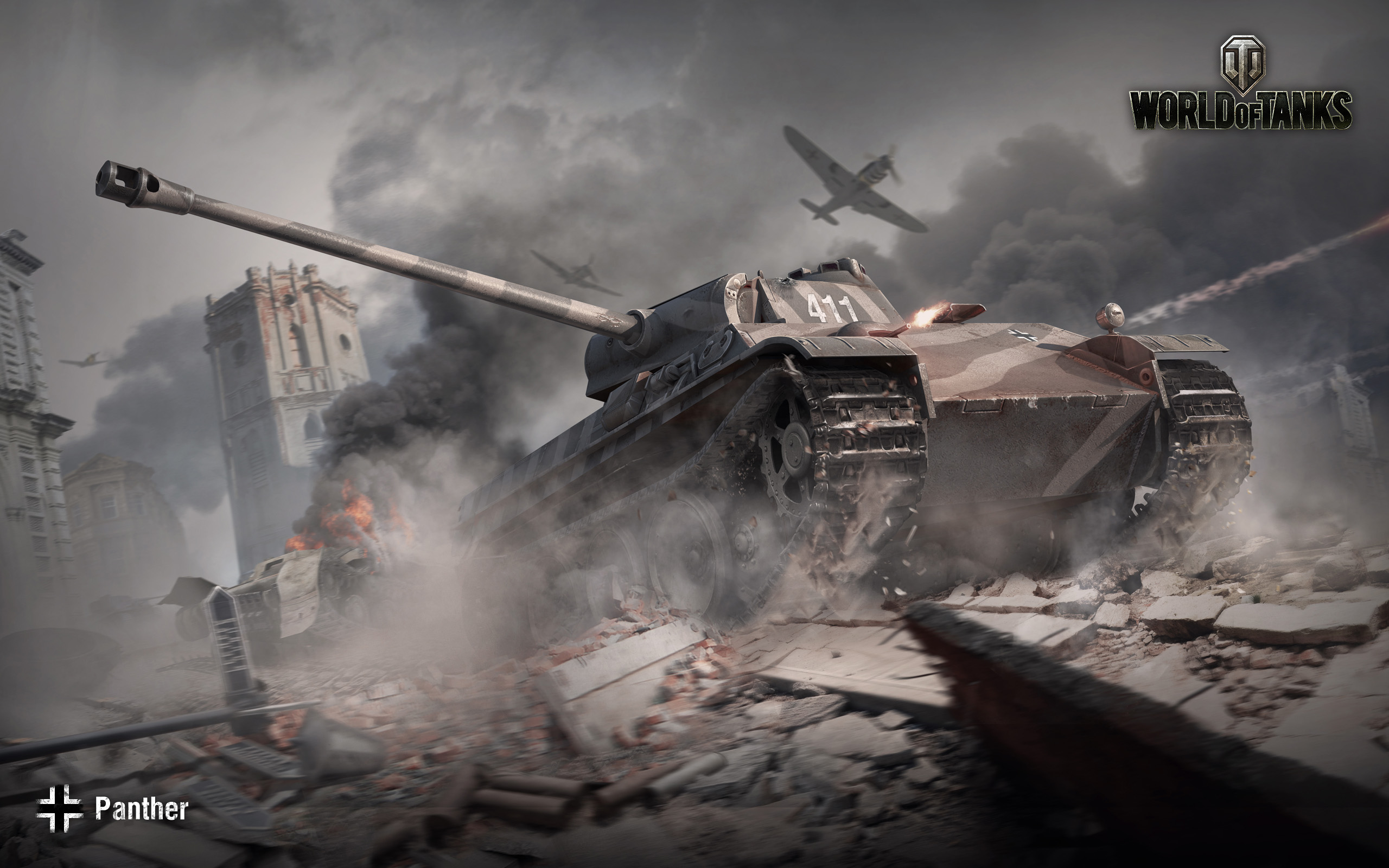 Panther World Of Tanks HD