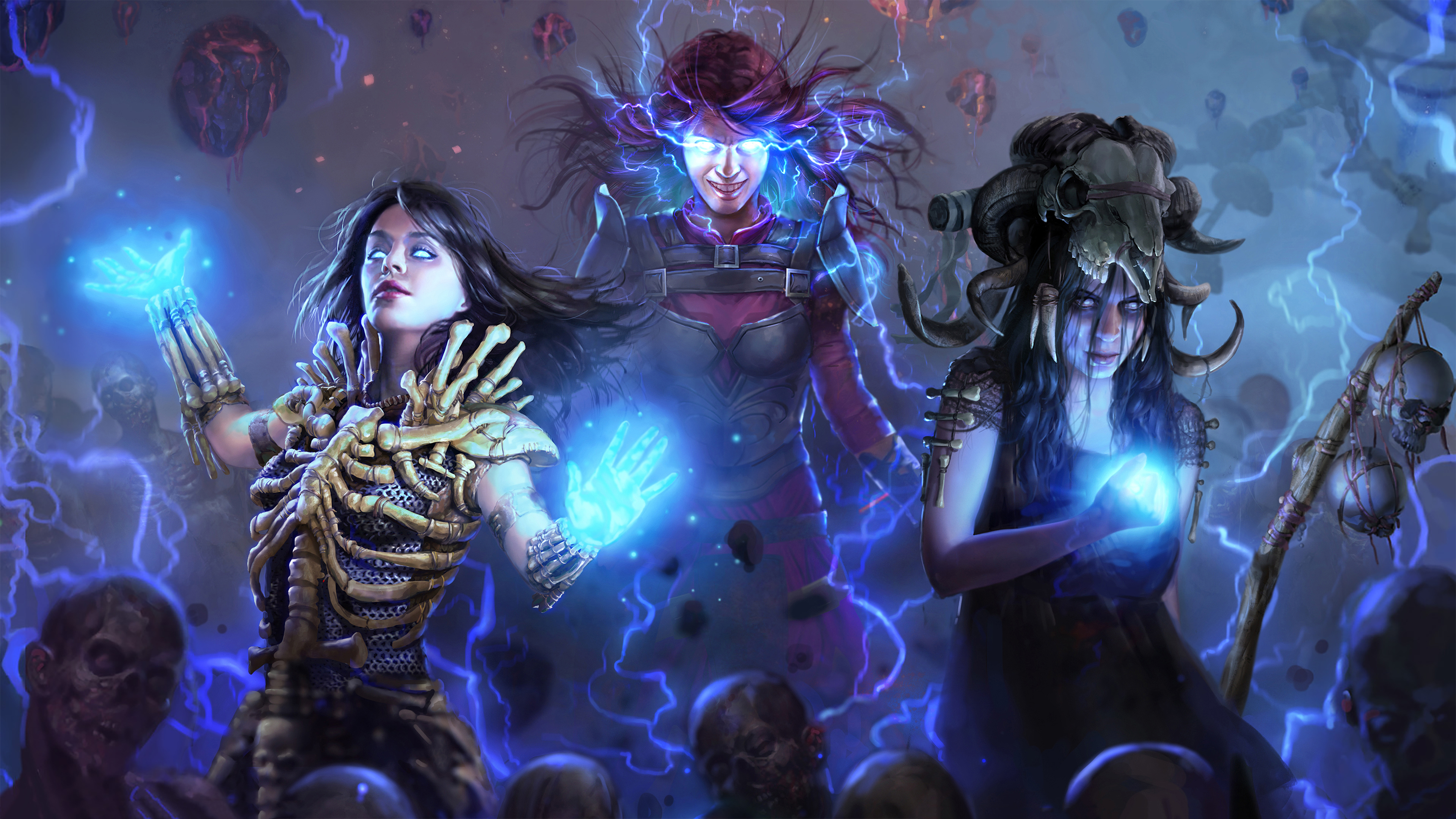Path Of Exile Ascendancy 4k Hd Games 4k Wallpapers Images
