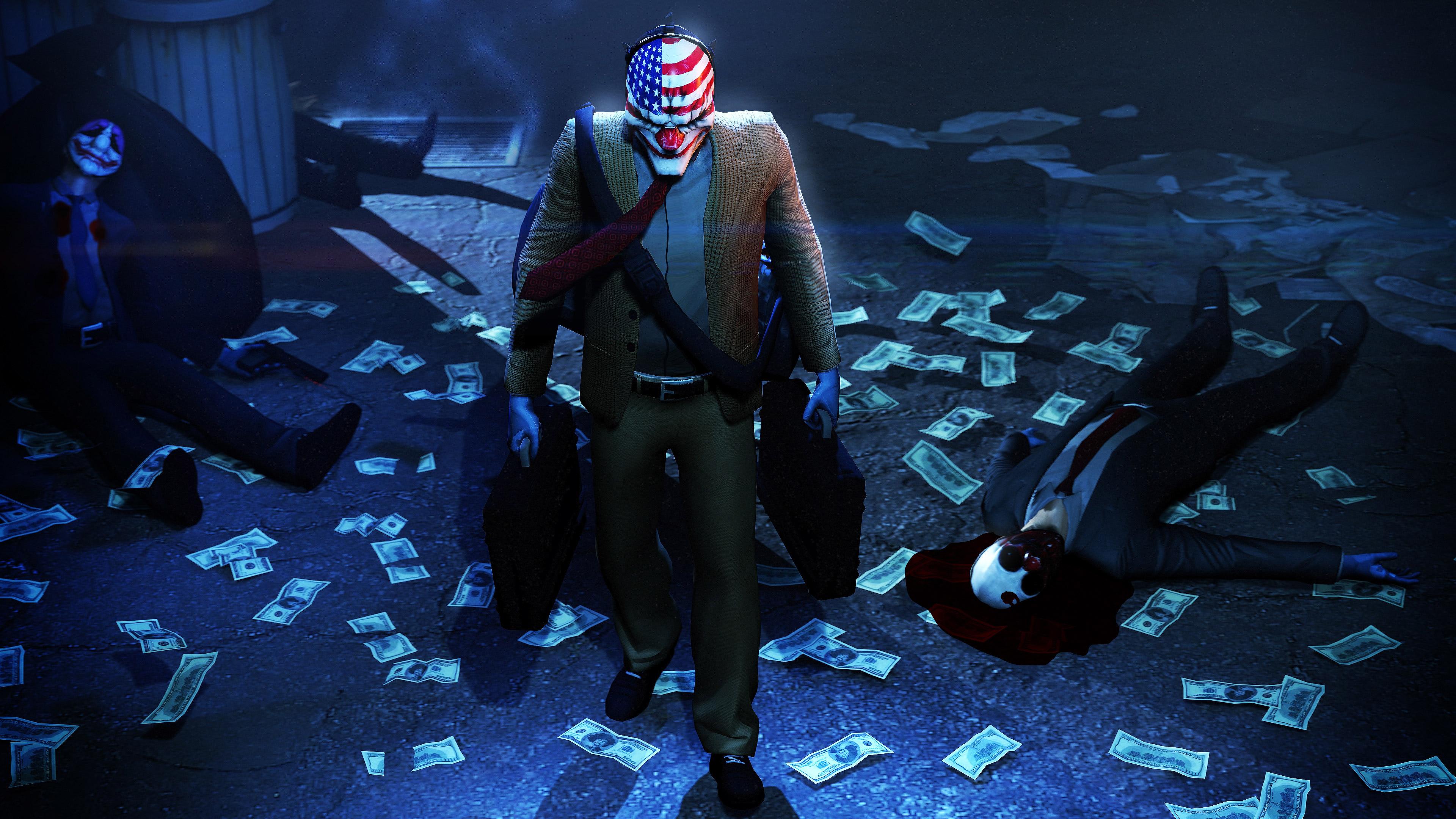 Payday  Game Joker