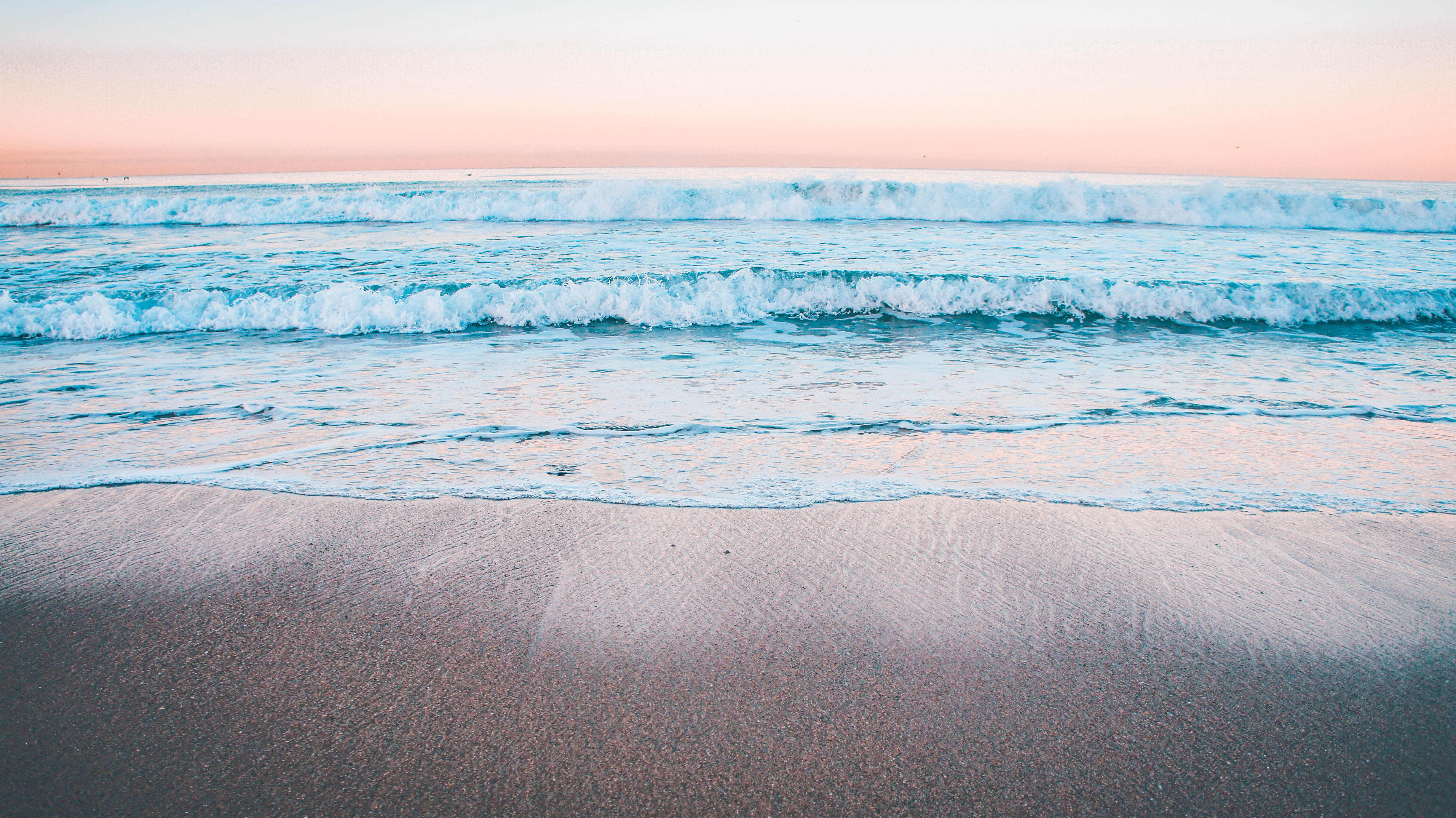 Peaceful Calm Waves 5k Hd Nature 4k Wallpapers Images