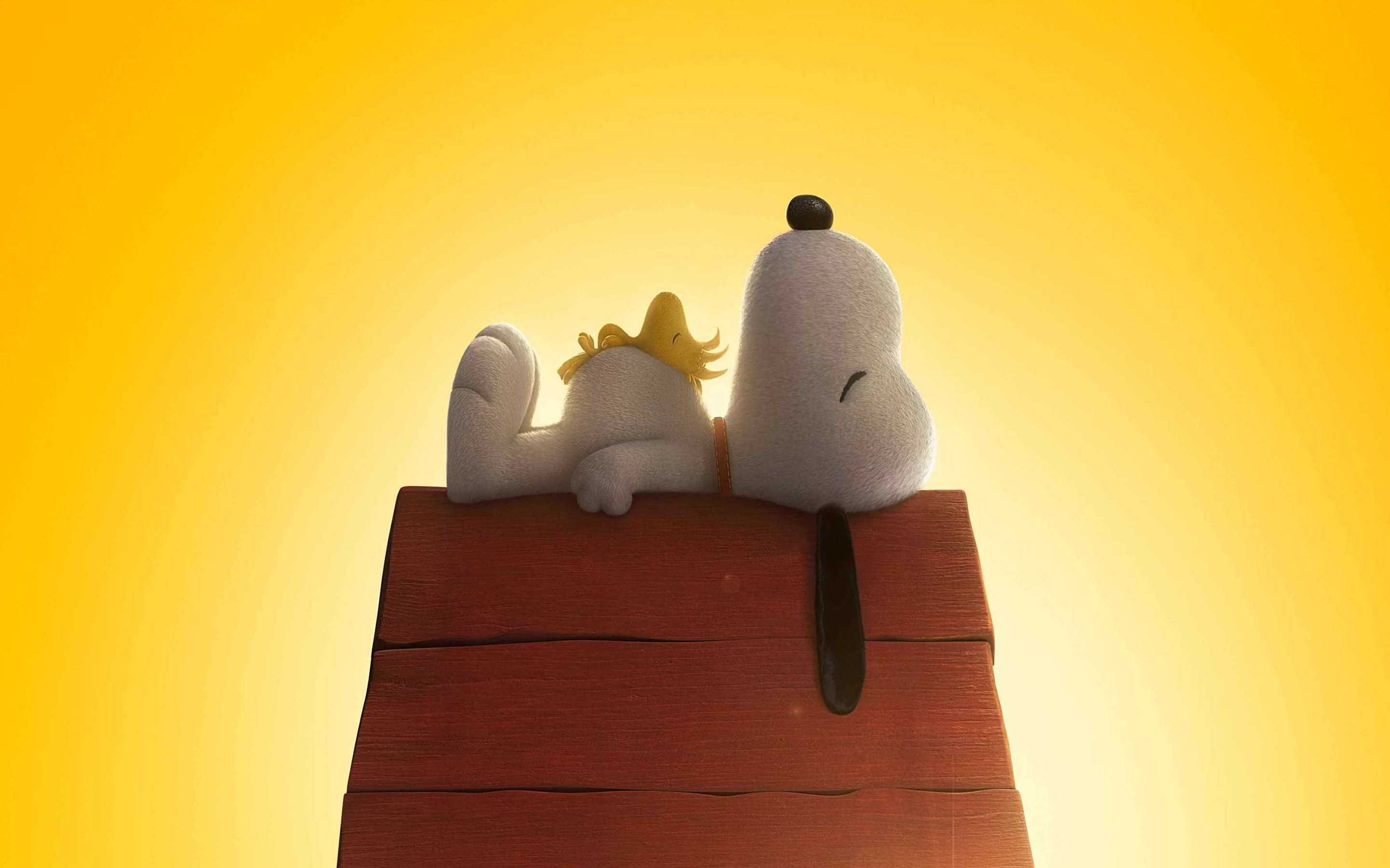 Peanuts Movie 2015