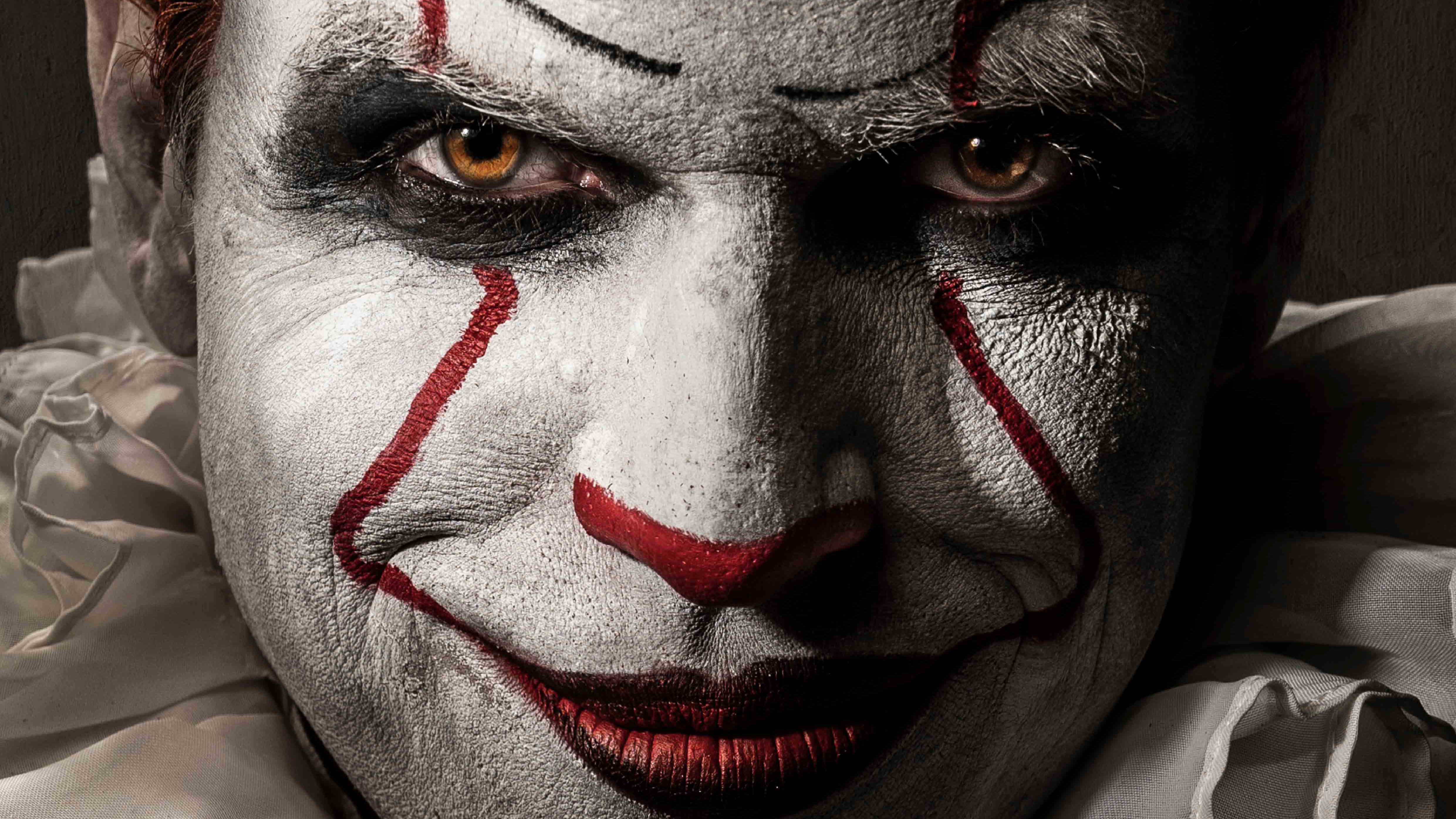 Pennywise joker 5k hd movies 4k wallpapers images - Pennywise wallpaper ...